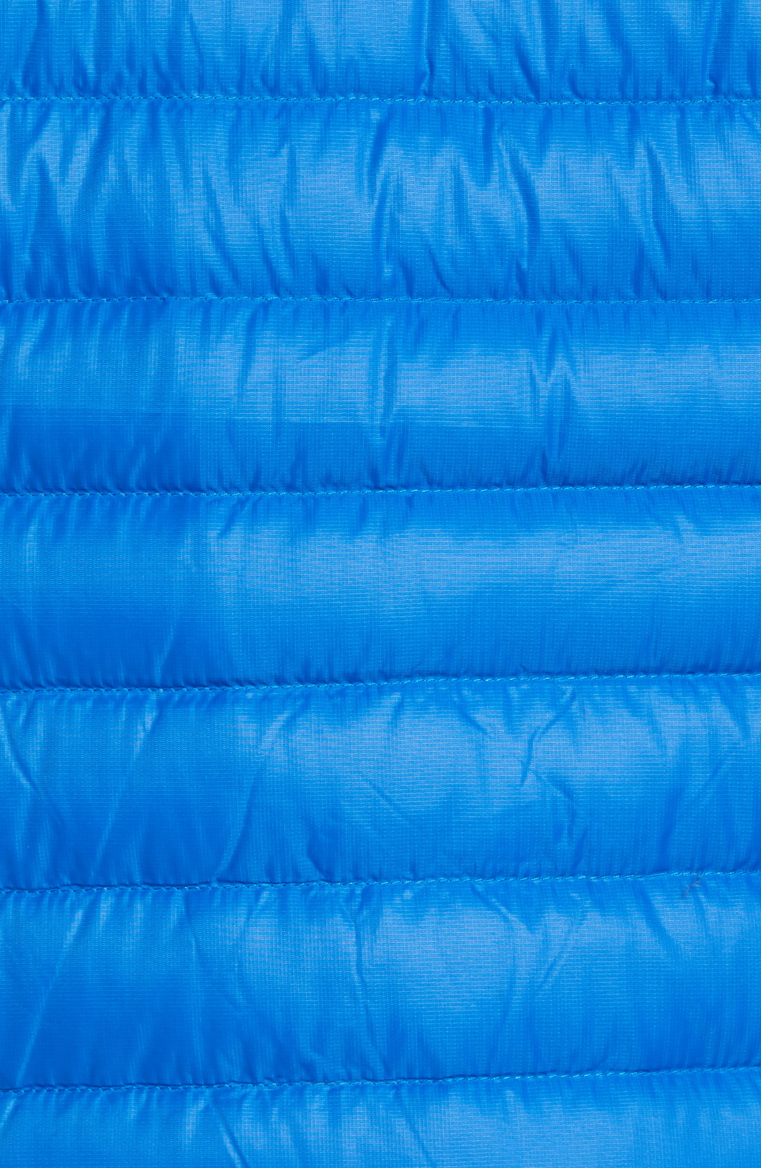 Verglas Insulator Hybrid Jacket,                             Alternate thumbnail 5, color,                             563 Olympian Blue