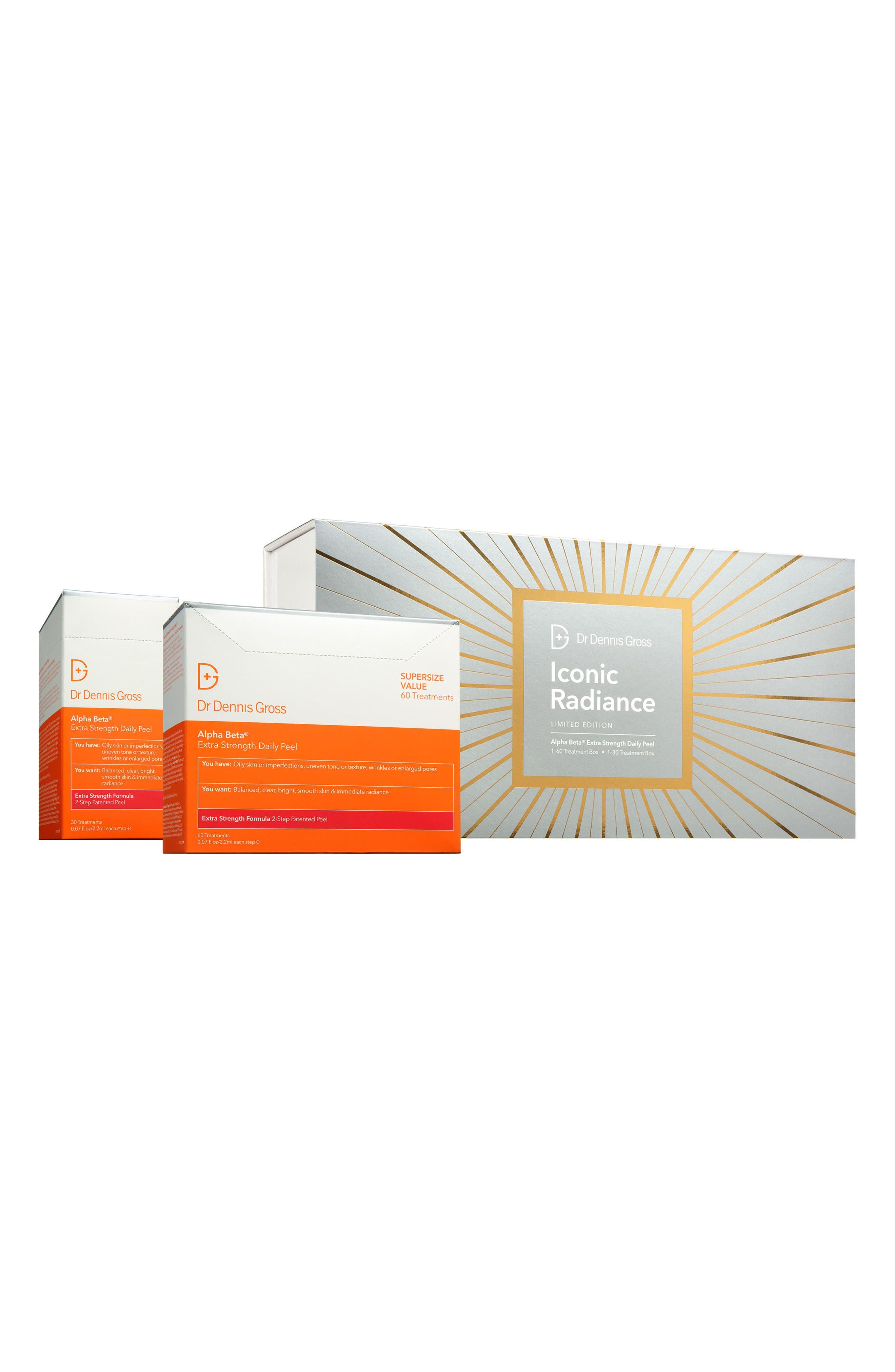 Main Image - Dr. Dennis Gross Skincare Iconic Radiance Set ($236 Value)