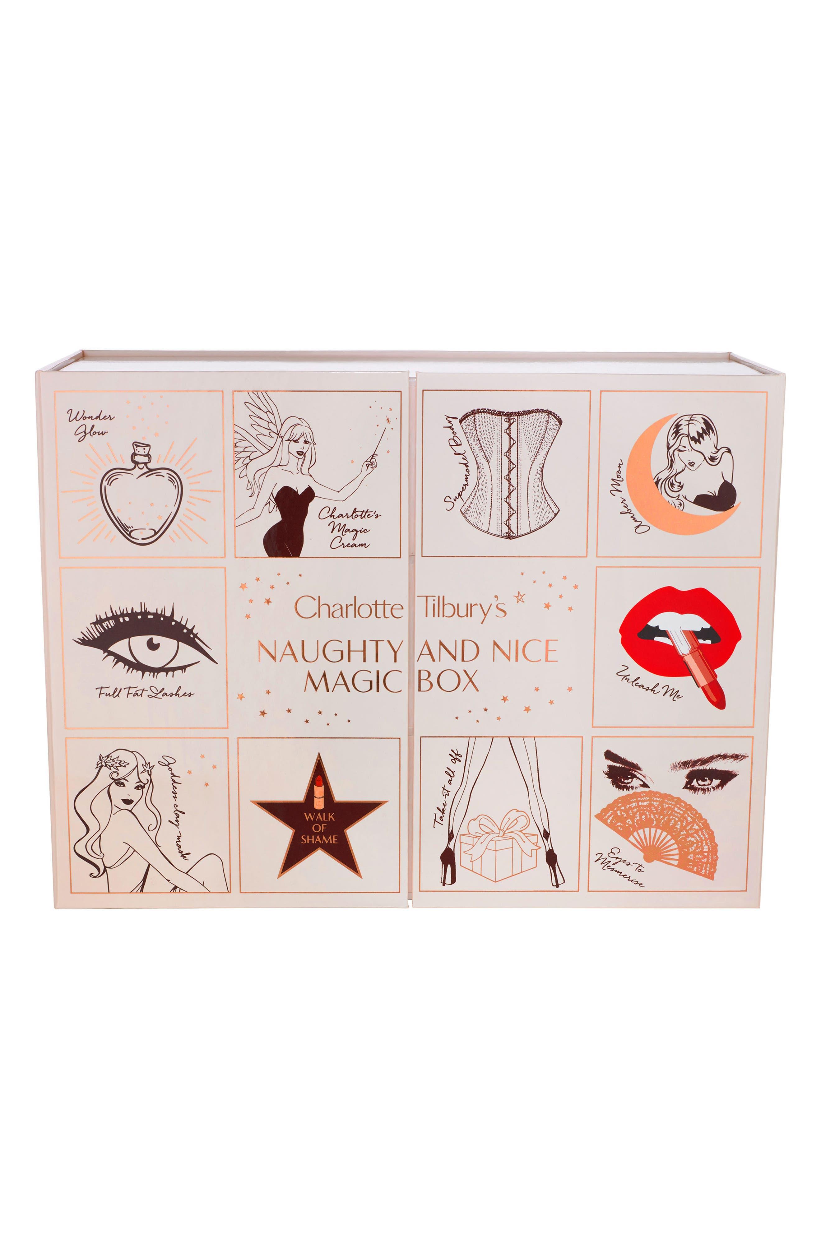 Naughty & Nice Magic Box,                             Alternate thumbnail 2, color,                             No Color