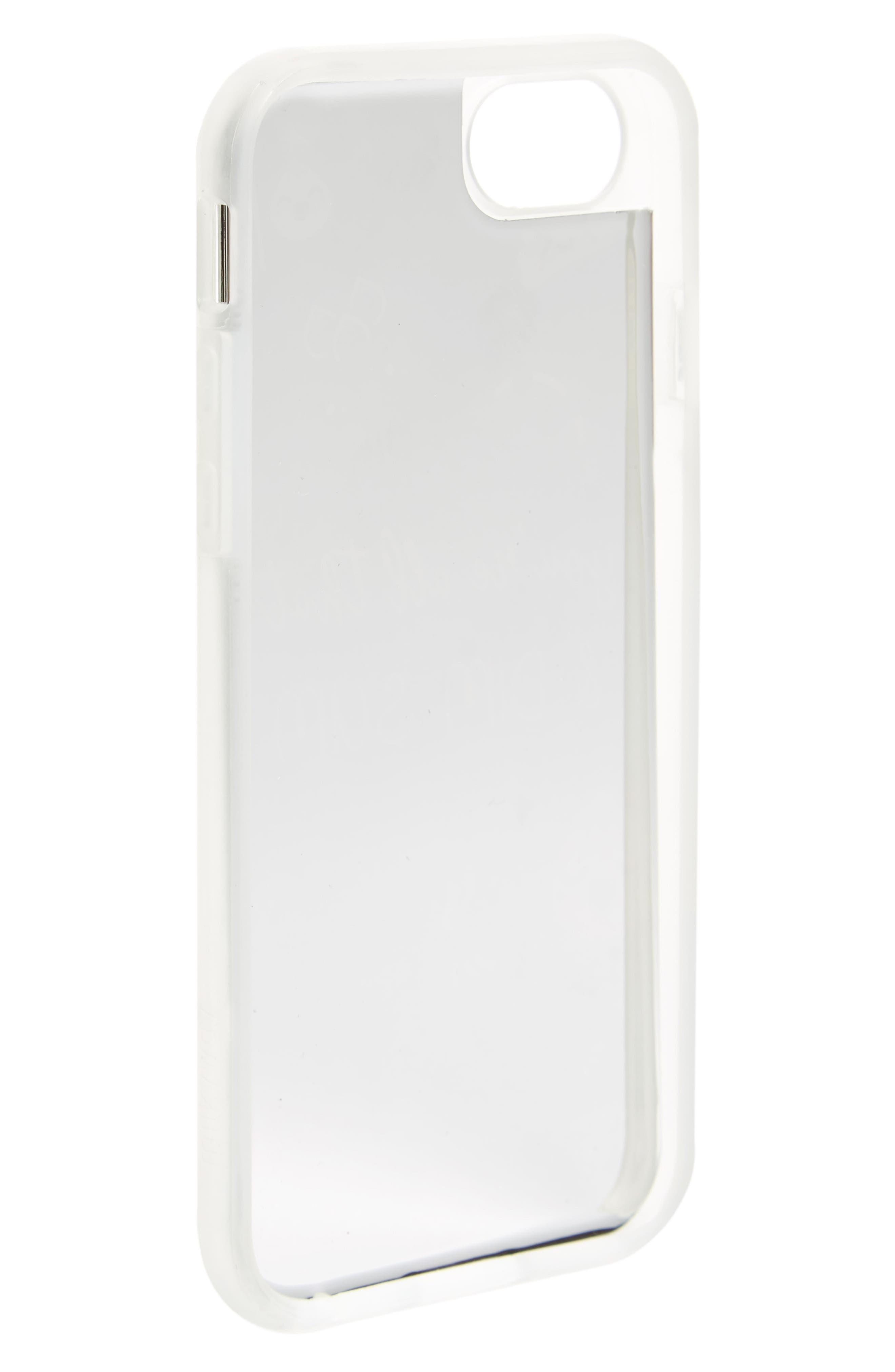 Dim Sum iPhone 6/6s/7 Case,                             Alternate thumbnail 2, color,                             Black / Gold