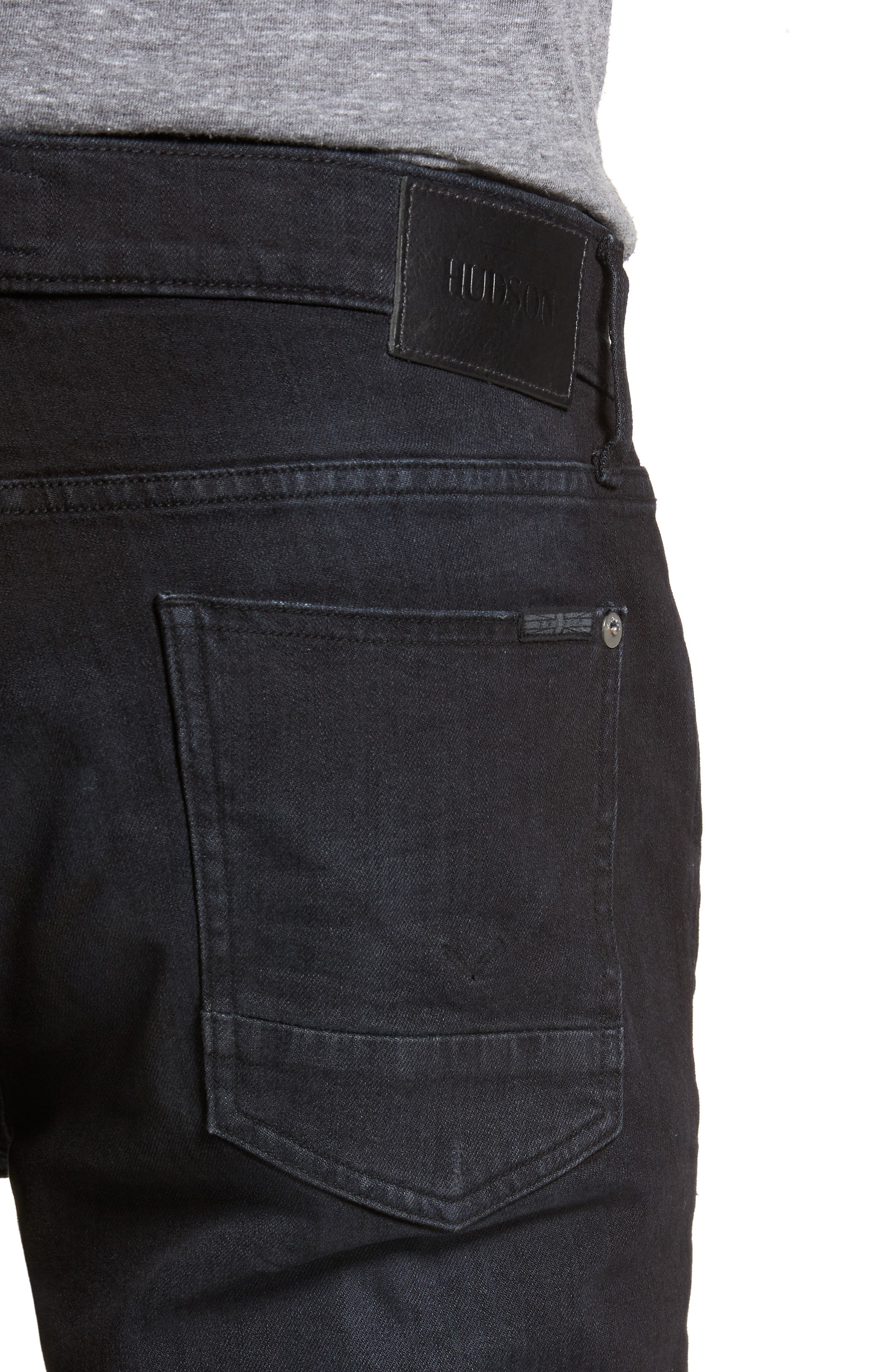 Sartor Skinny Fit Jeans,                             Alternate thumbnail 4, color,                             Low Key