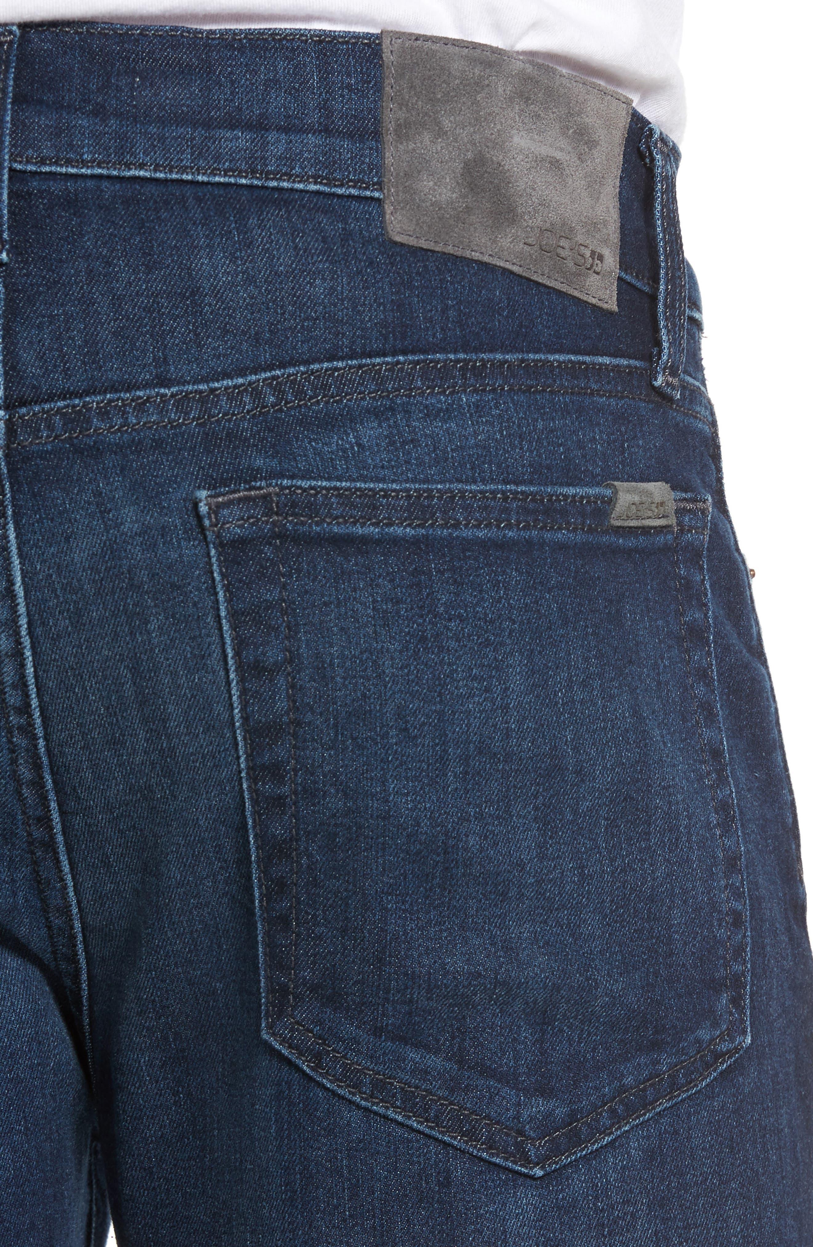 Slim Fit Jeans,                             Alternate thumbnail 4, color,                             Izaak