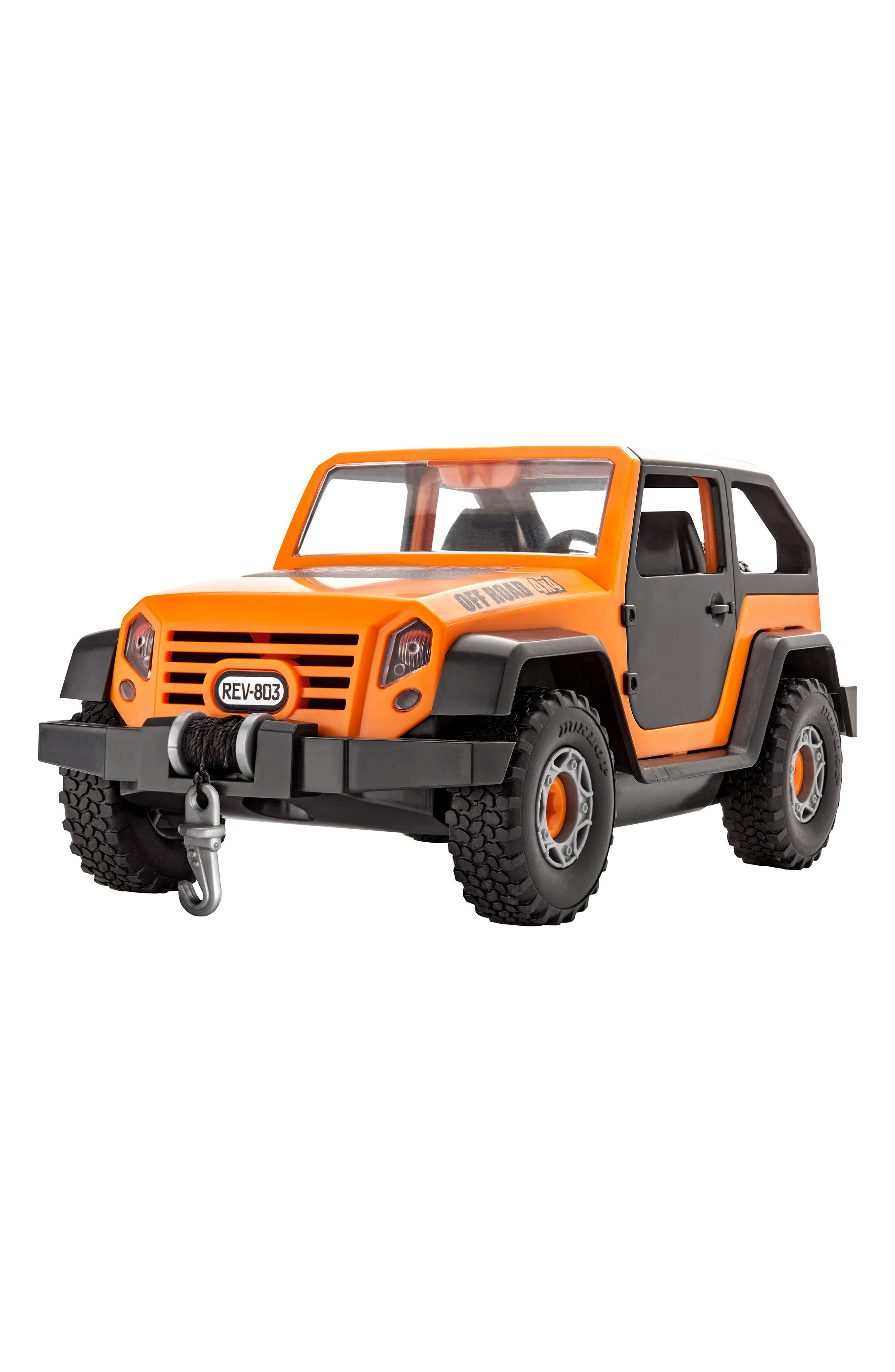 Revell Junior 23-Piece Off-Road Vehicle Kit