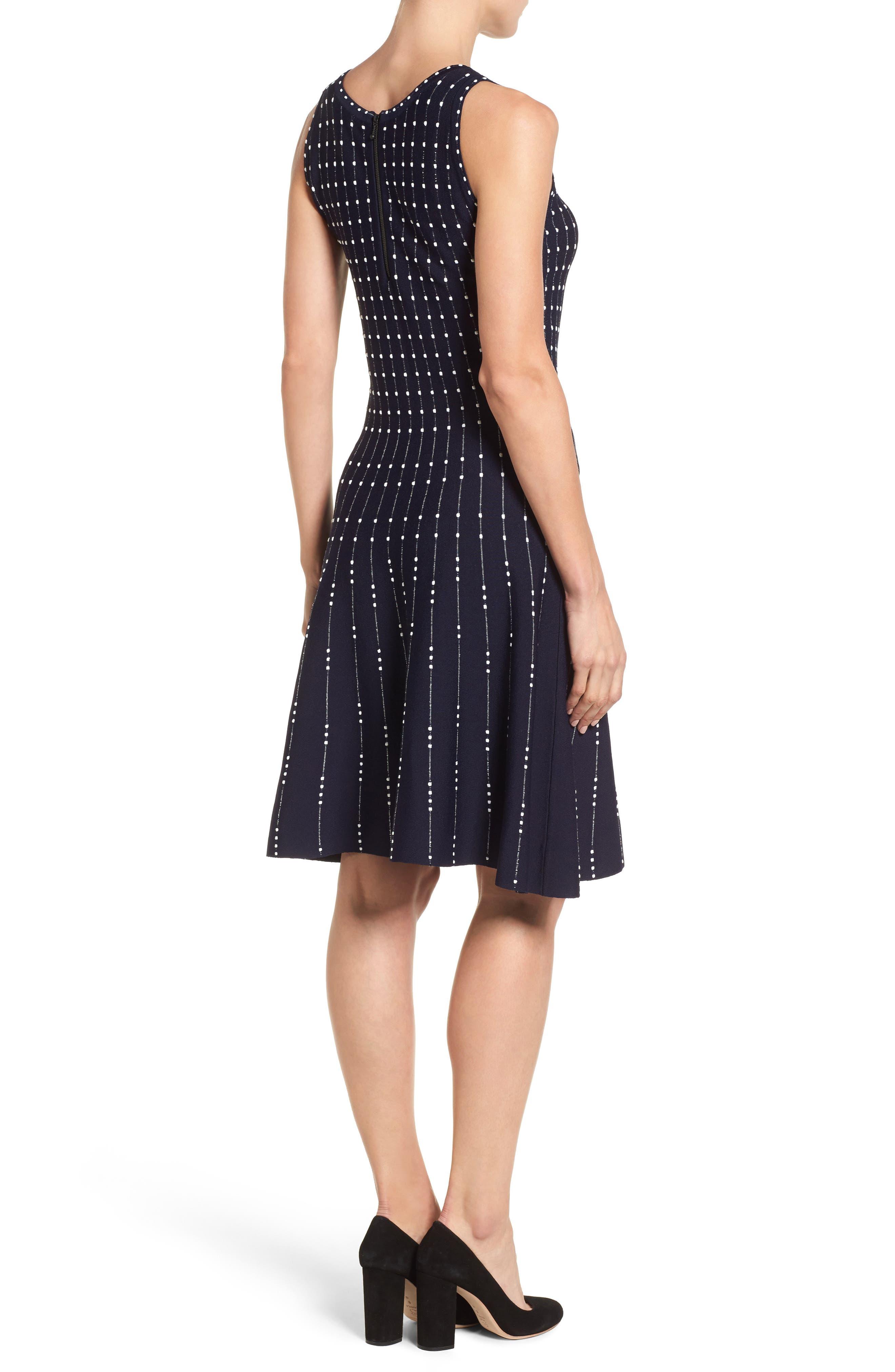 Alternate Image 2  - NIC+ZOE Iceland Twirl Dress (Regular & Petite)