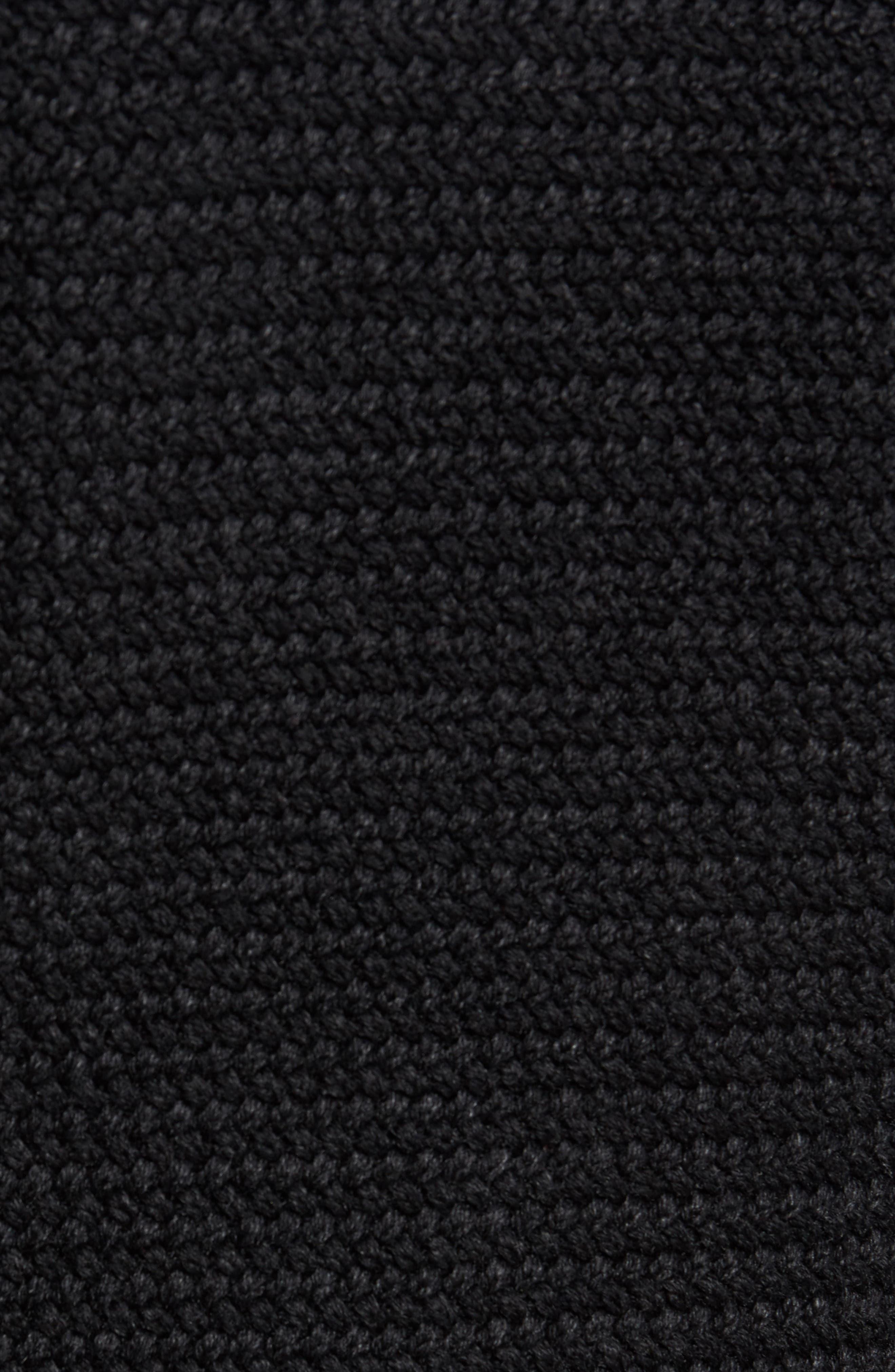 Alternate Image 5  - Schott NYC Military Henley Sweater