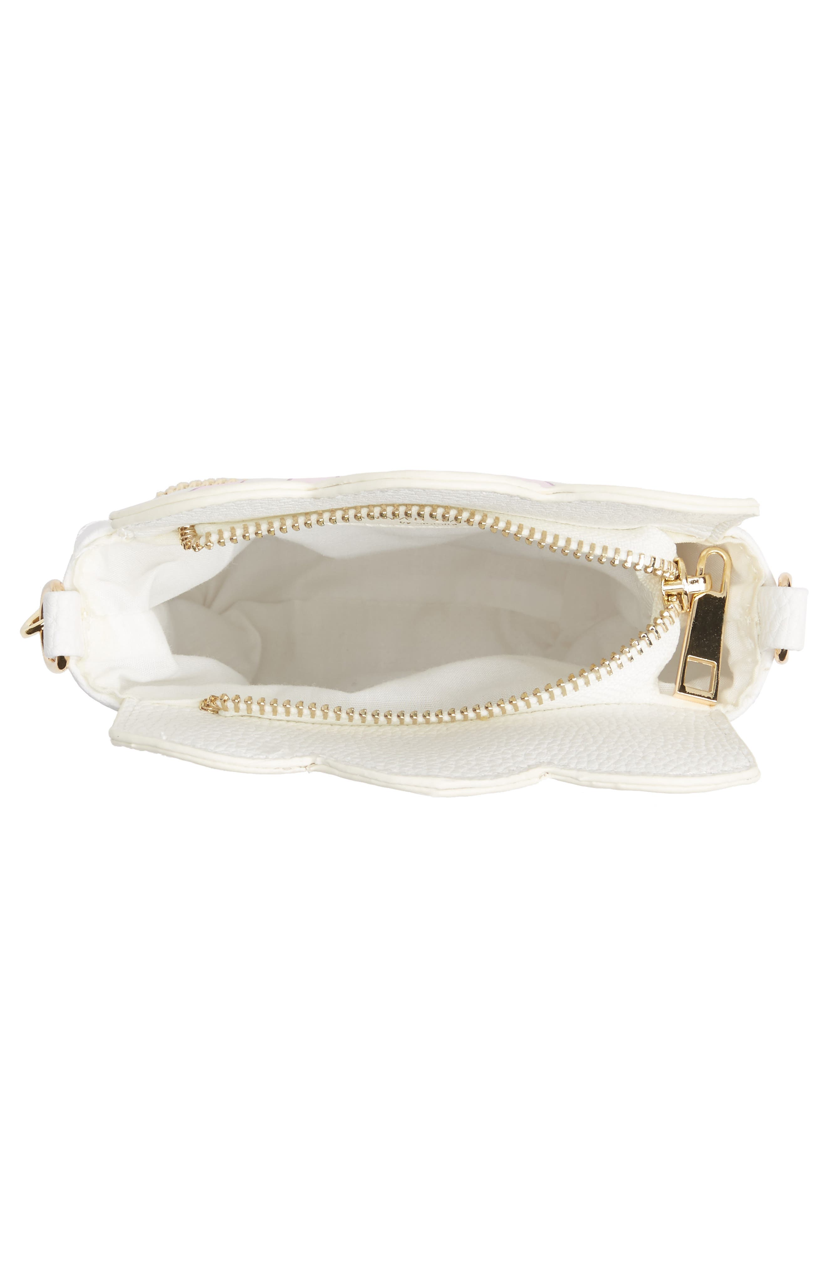 Alternate Image 4  - Hannah Banana Fresh Popcorn Faux Leather Shoulder Bag (Girls)