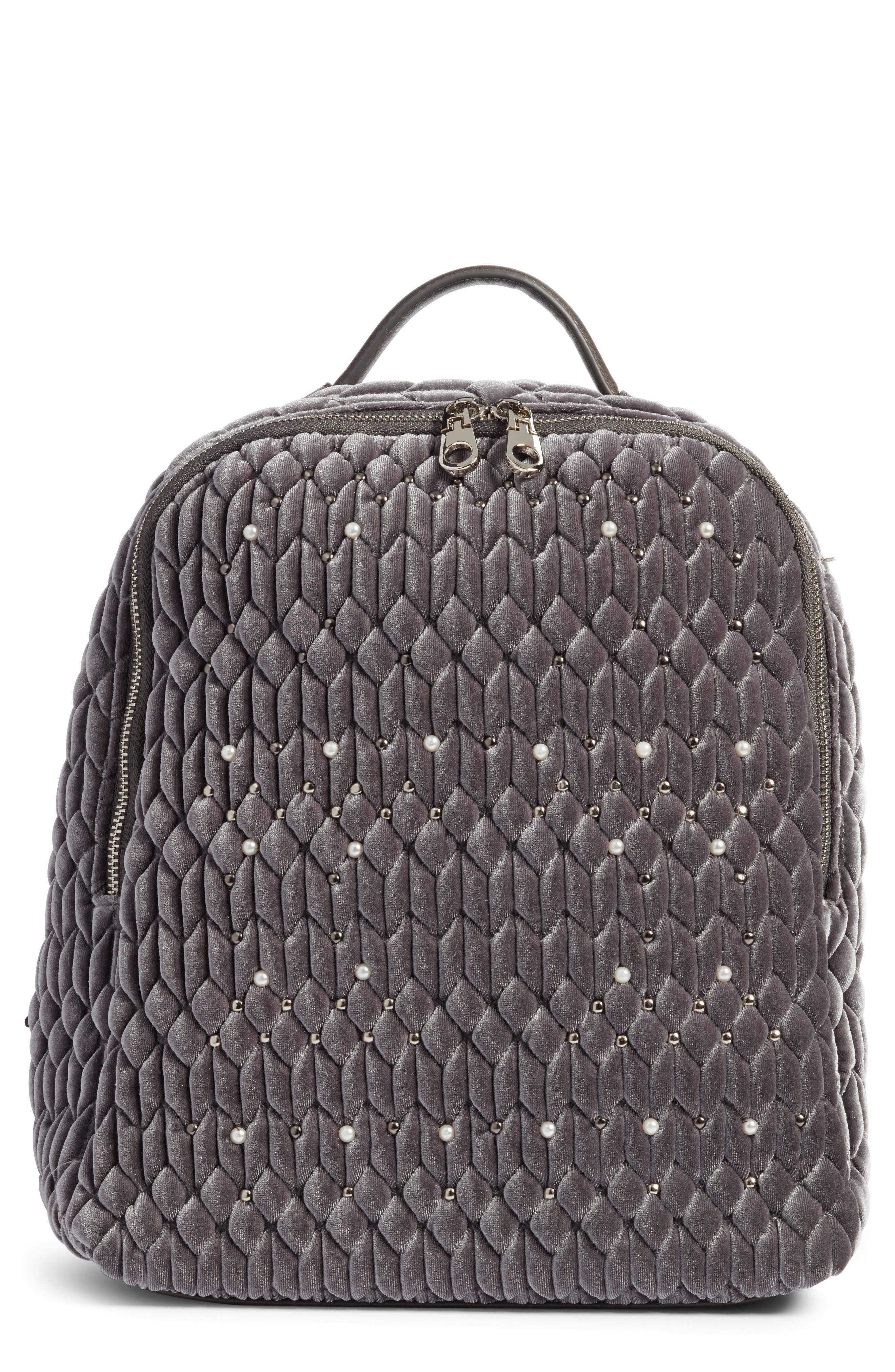 Chelsea28 Brooke Quilted Backpack