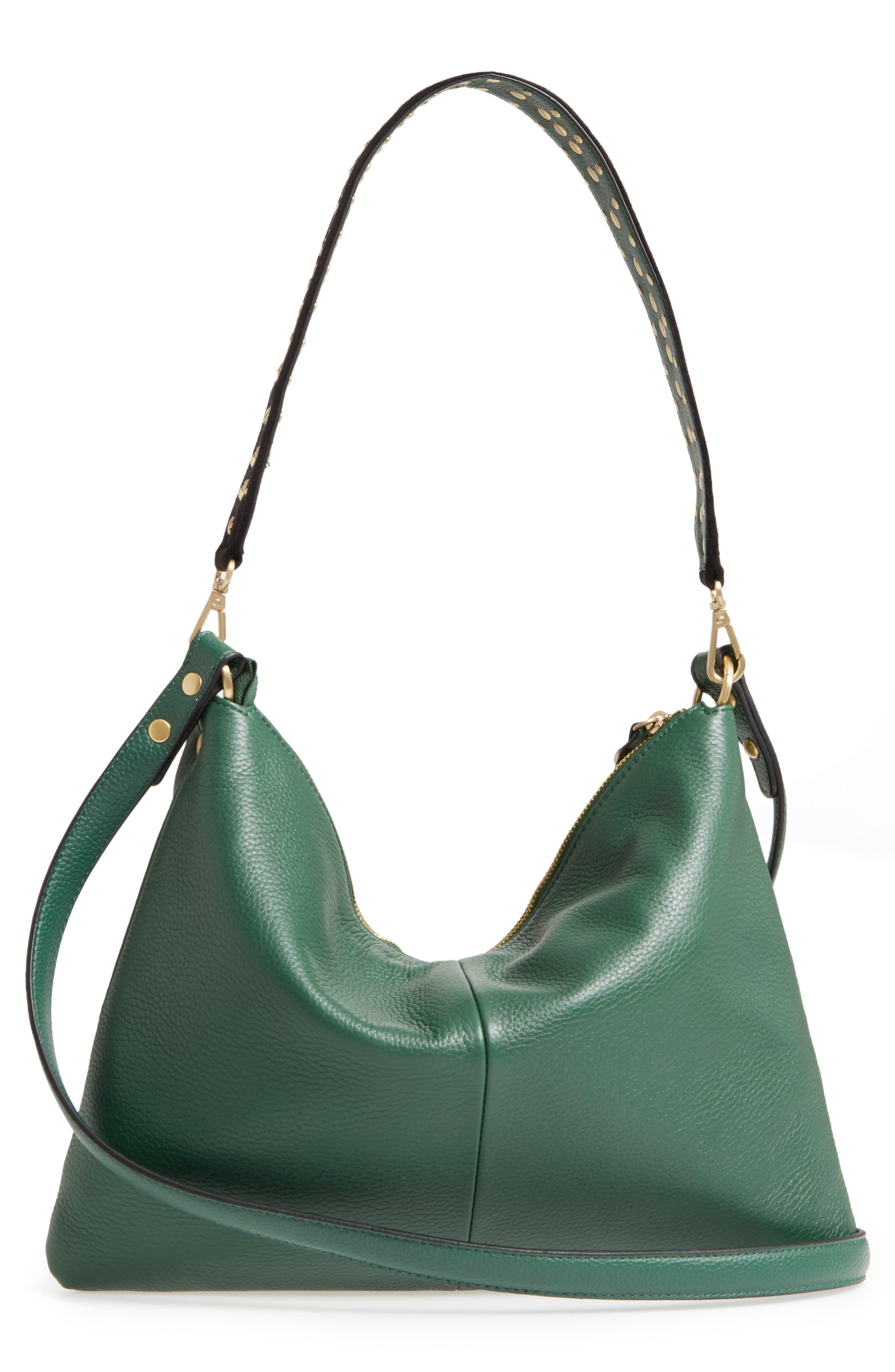 Alternate Image 2  - Sam Edelman Raelyn Leather Shoulder Bag