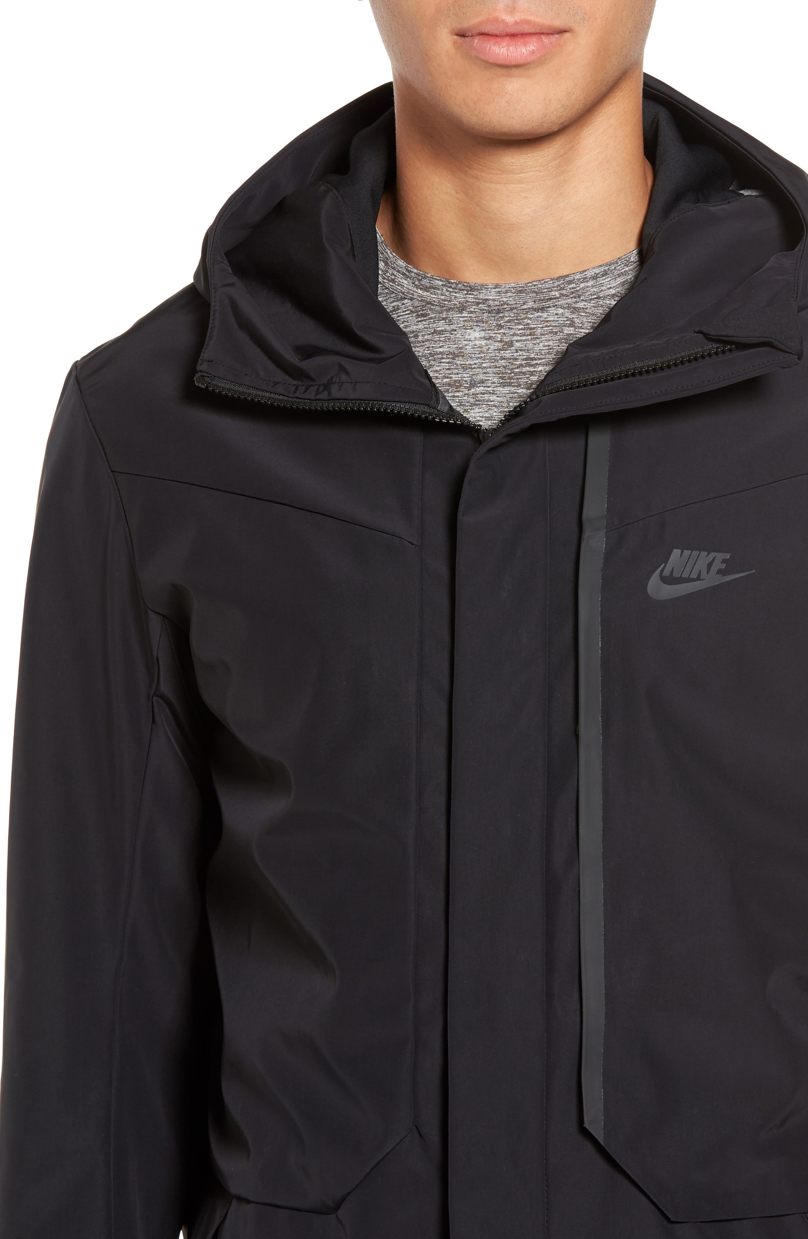 Alternate Image 4  - Nike NSW Tech Track Jacket