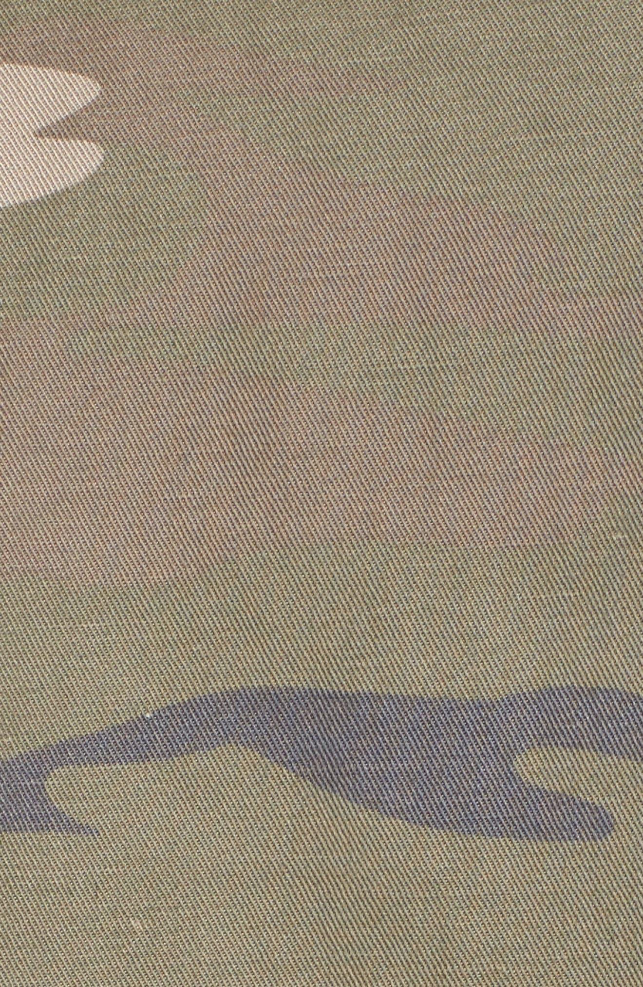 Maverick Camo Jacket,                             Alternate thumbnail 6, color,                             Sage Camo