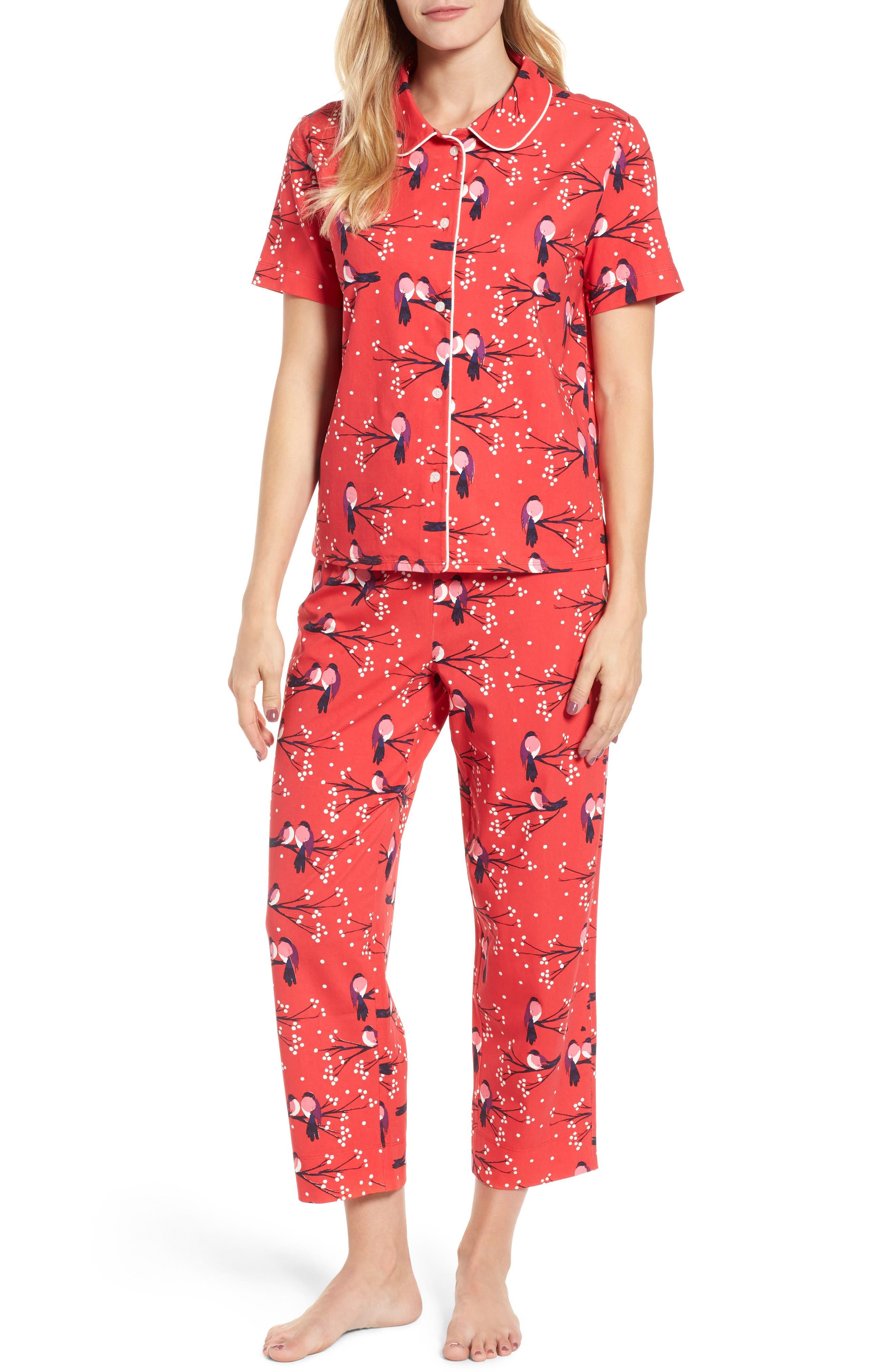 Draper James Love Bird Pajamas