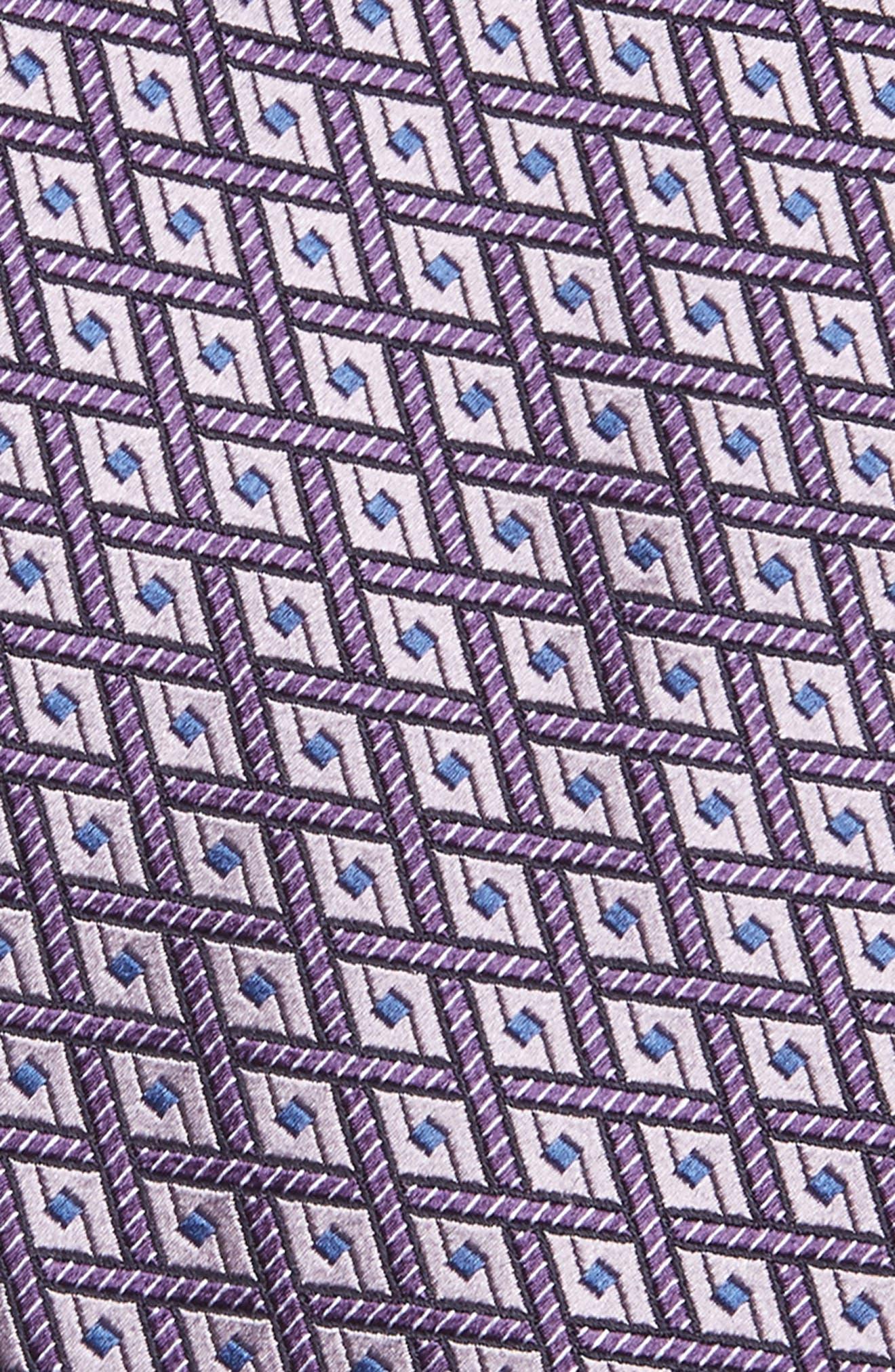 Alternate Image 2  - Ermenegildo Zegna Neat Silk Tie