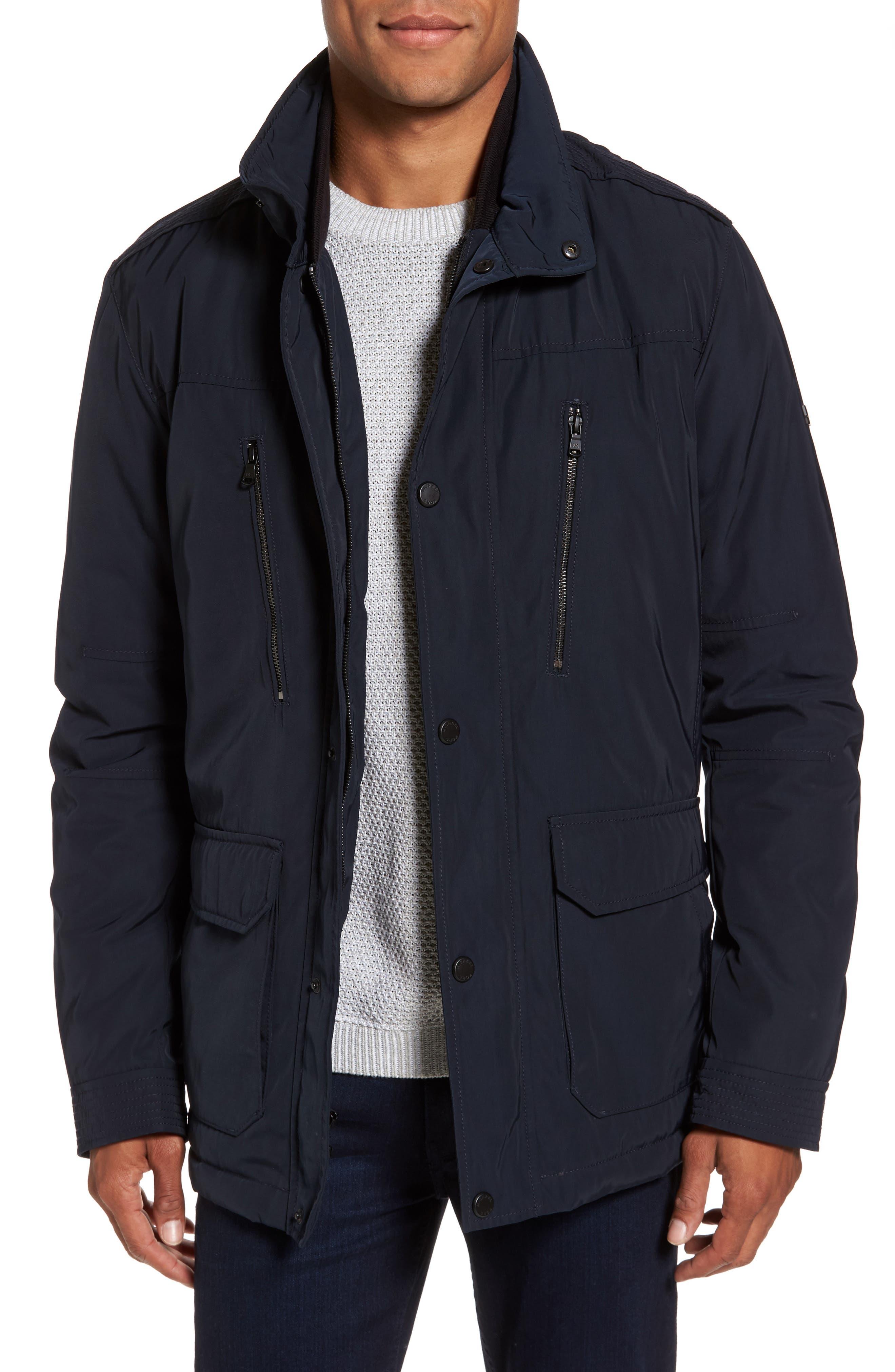 Alternate Image 1 Selected - Michael Kors Field Coat