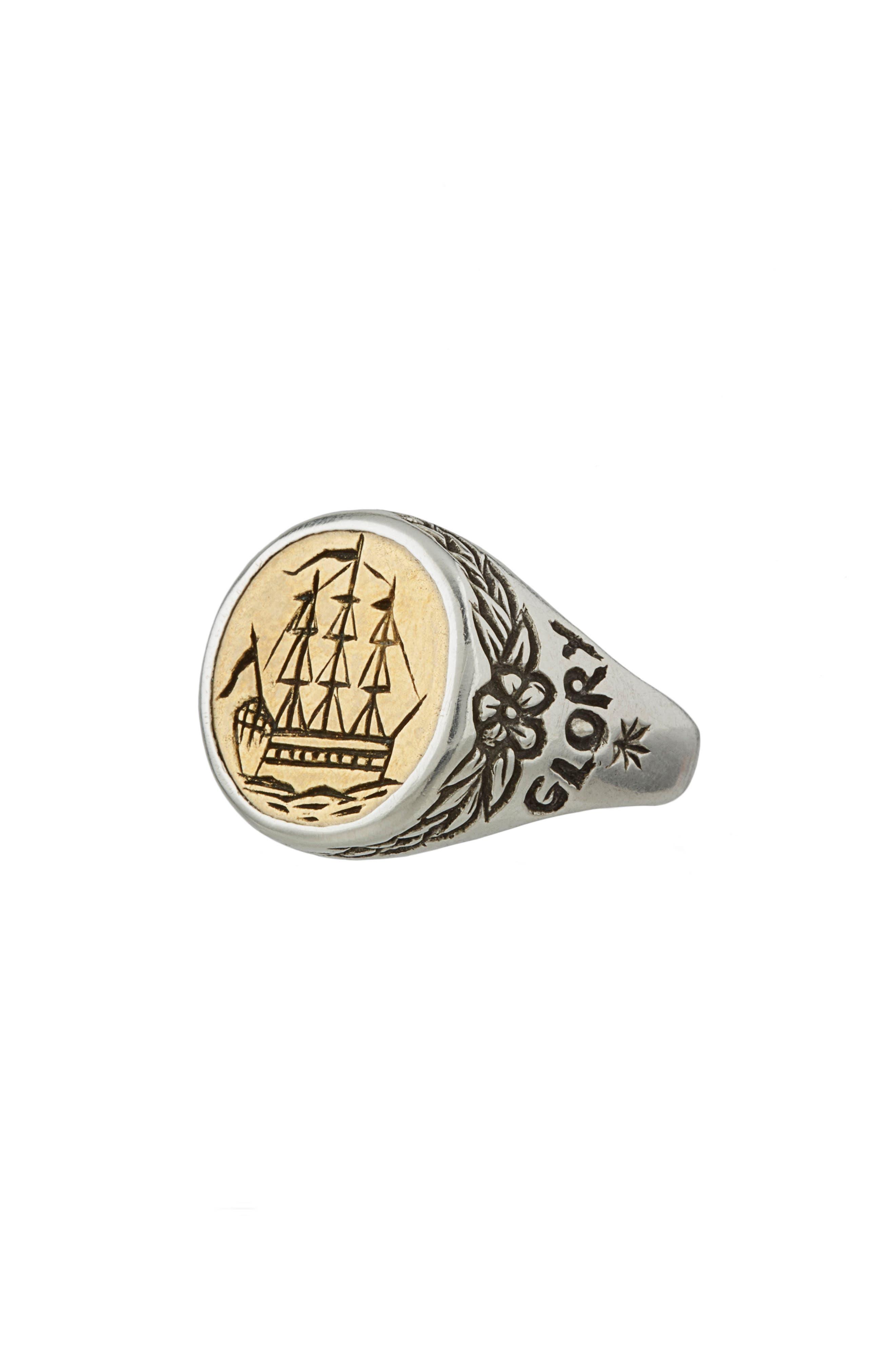 Alternate Image 2  - Lewis Henry Nicholas Albion Ring