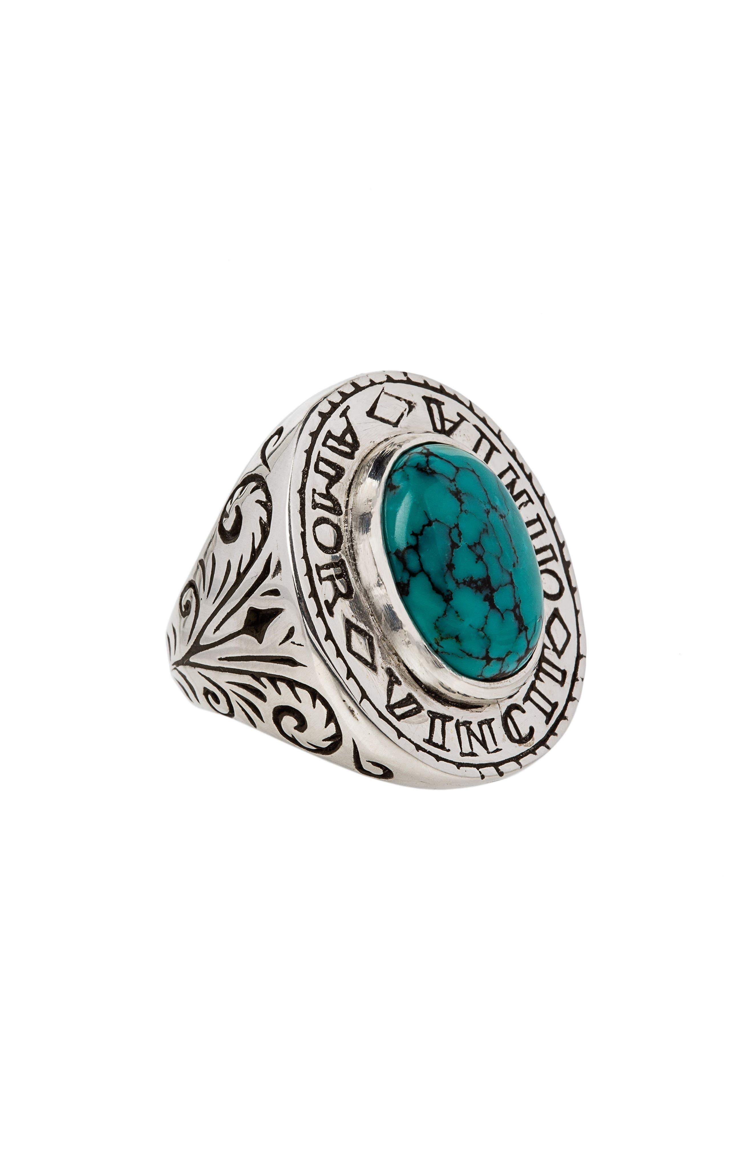 Alternate Image 2  - Lewis Henry Nicholas Amor Signet Ring