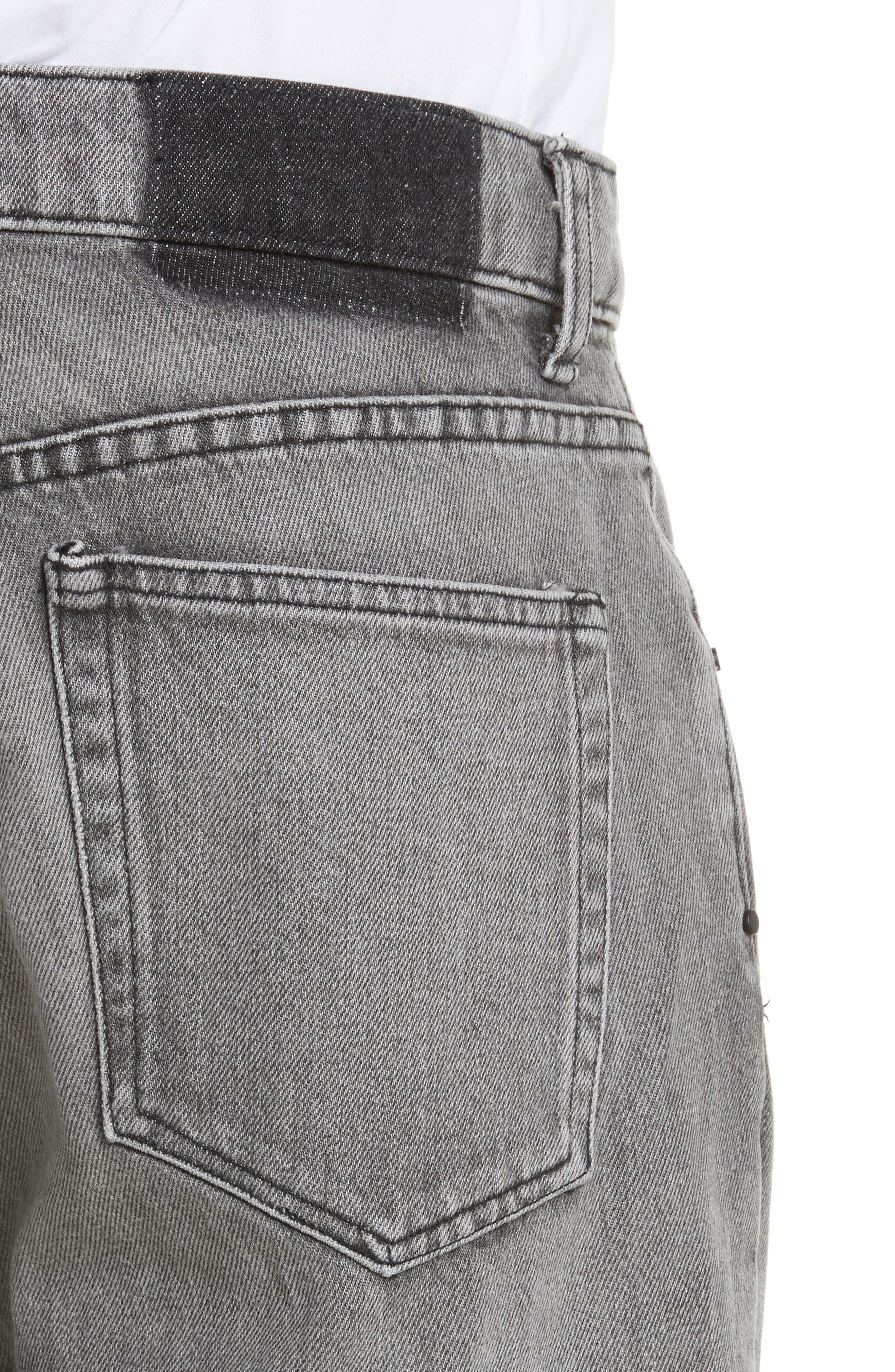 Alternate Image 4  - OVADIA & SONS OS-2 Straight Leg Jeans