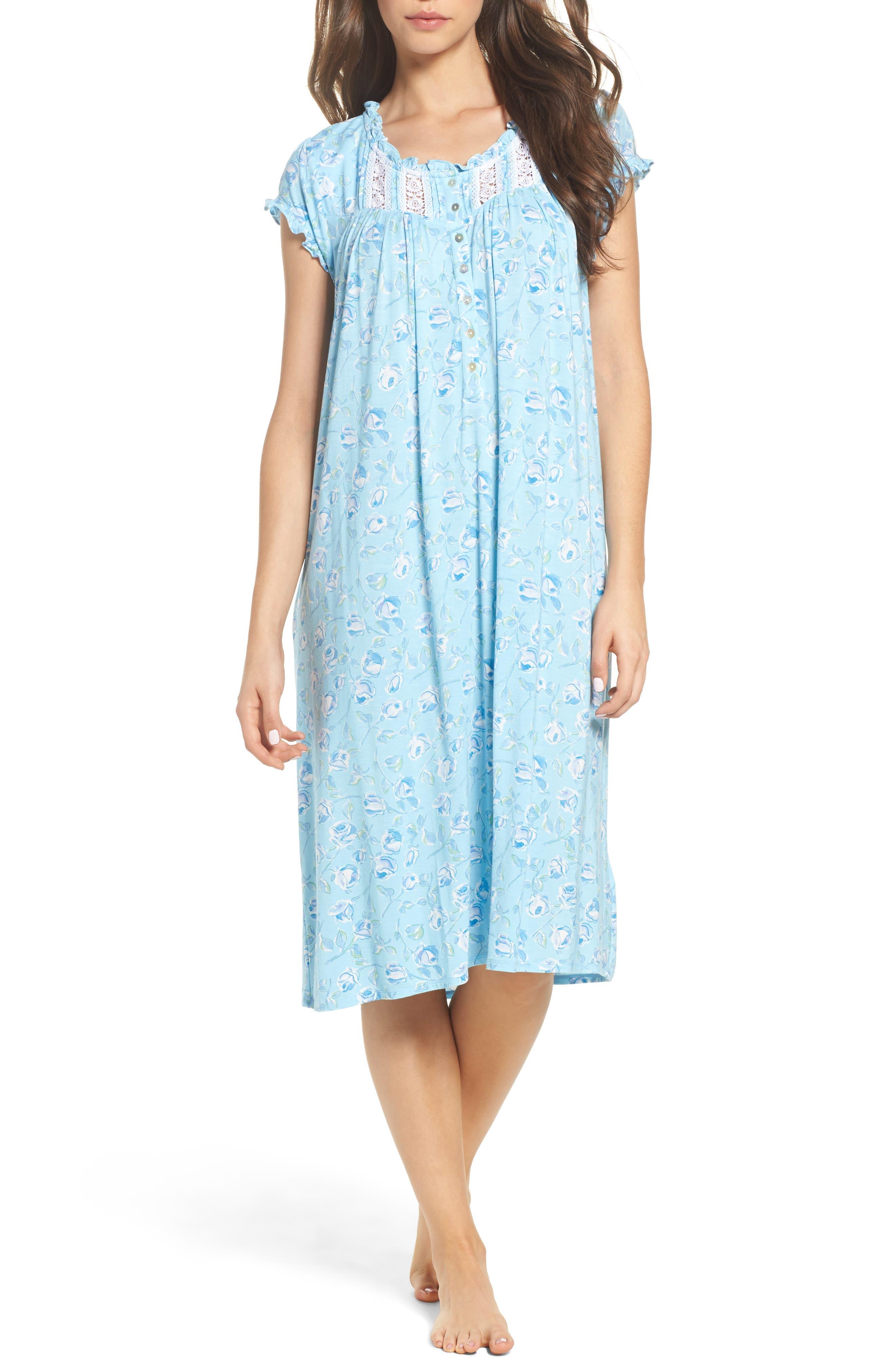 Alternate Image 1 Selected - Eileen West Waltz Nightgown