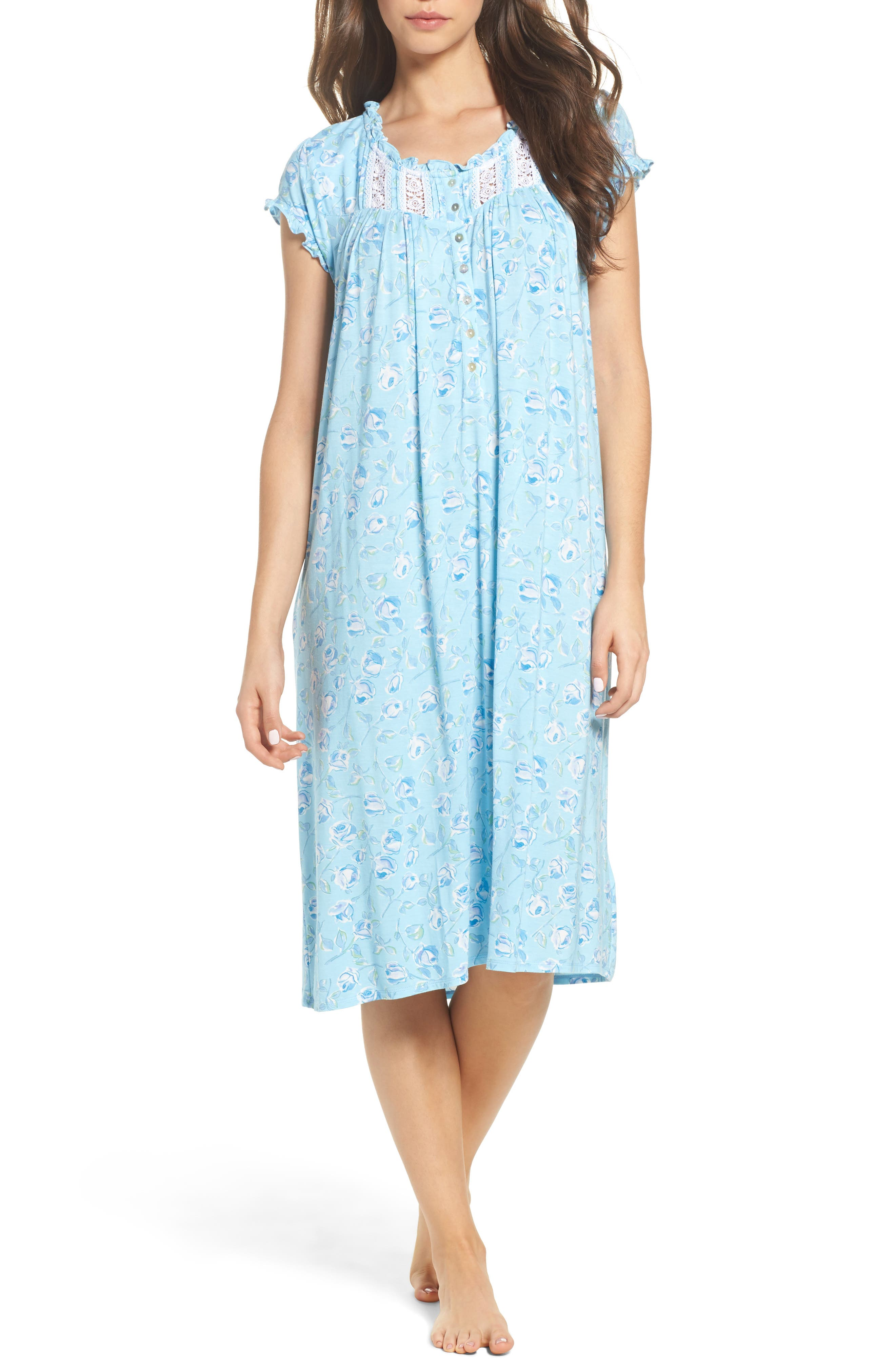 Main Image - Eileen West Waltz Nightgown