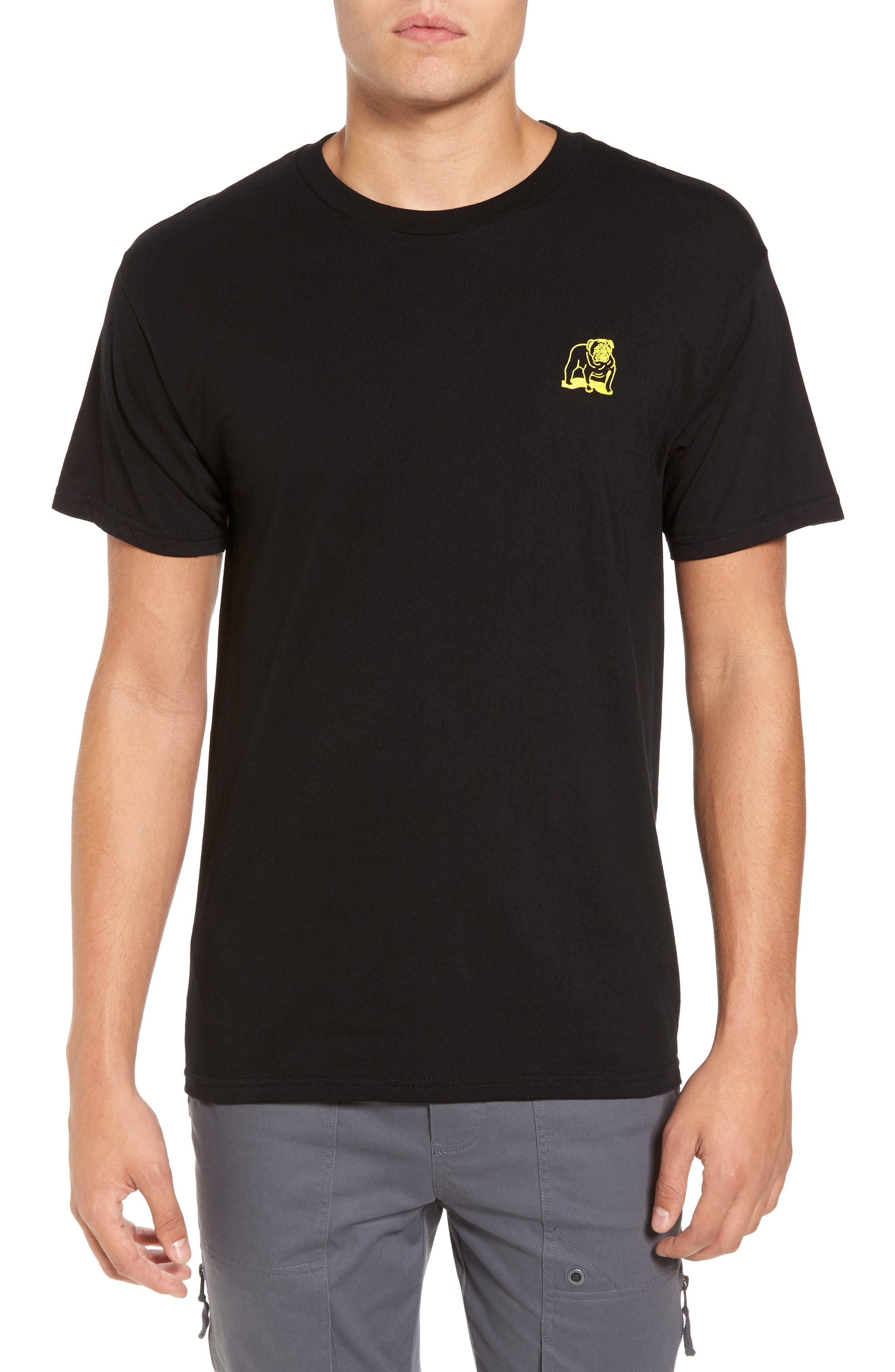 Special Reserve Graphic T-Shirt,                         Main,                         color, Black