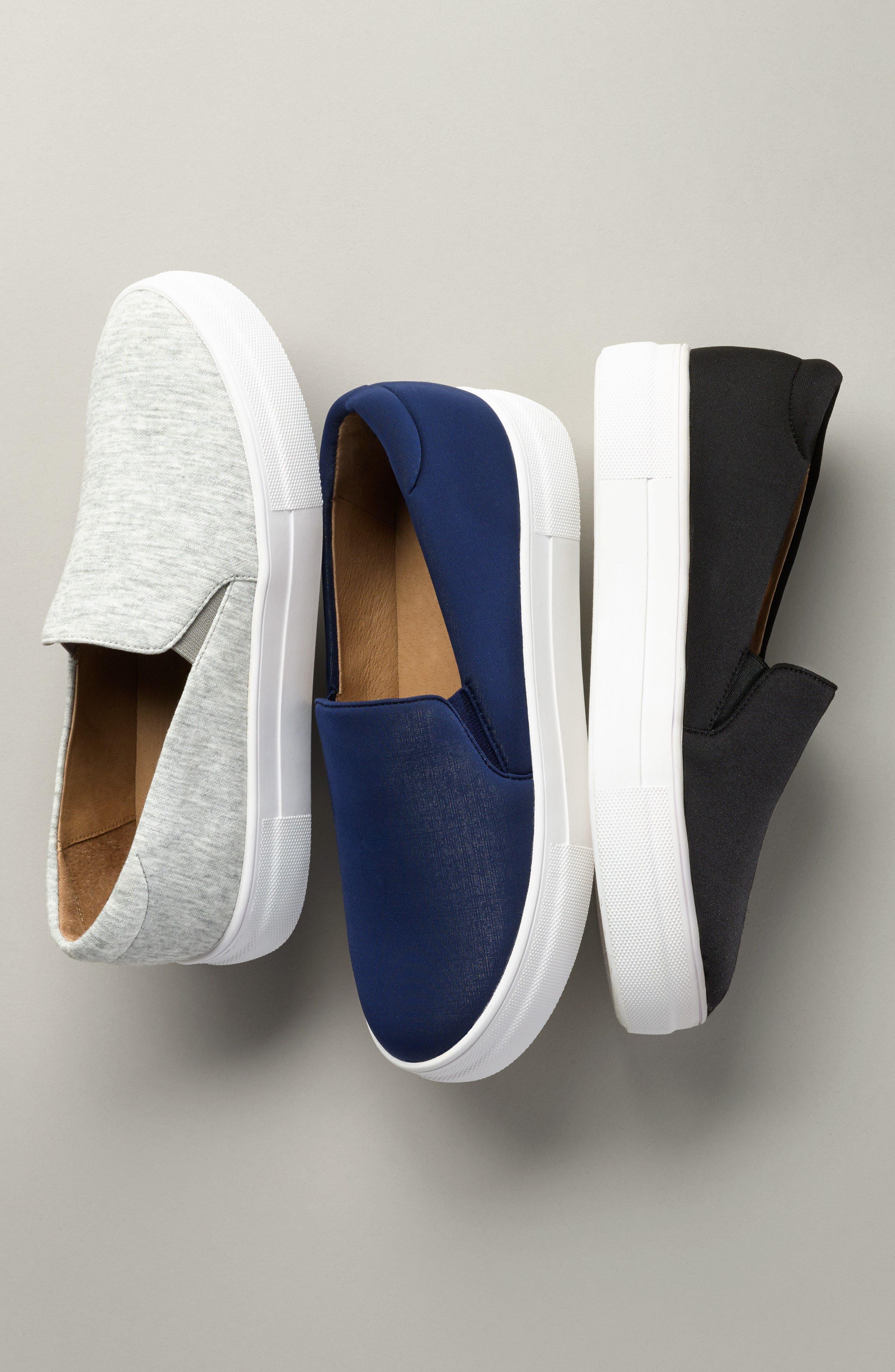 Alden Slip-On Sneaker,                             Alternate thumbnail 7, color,