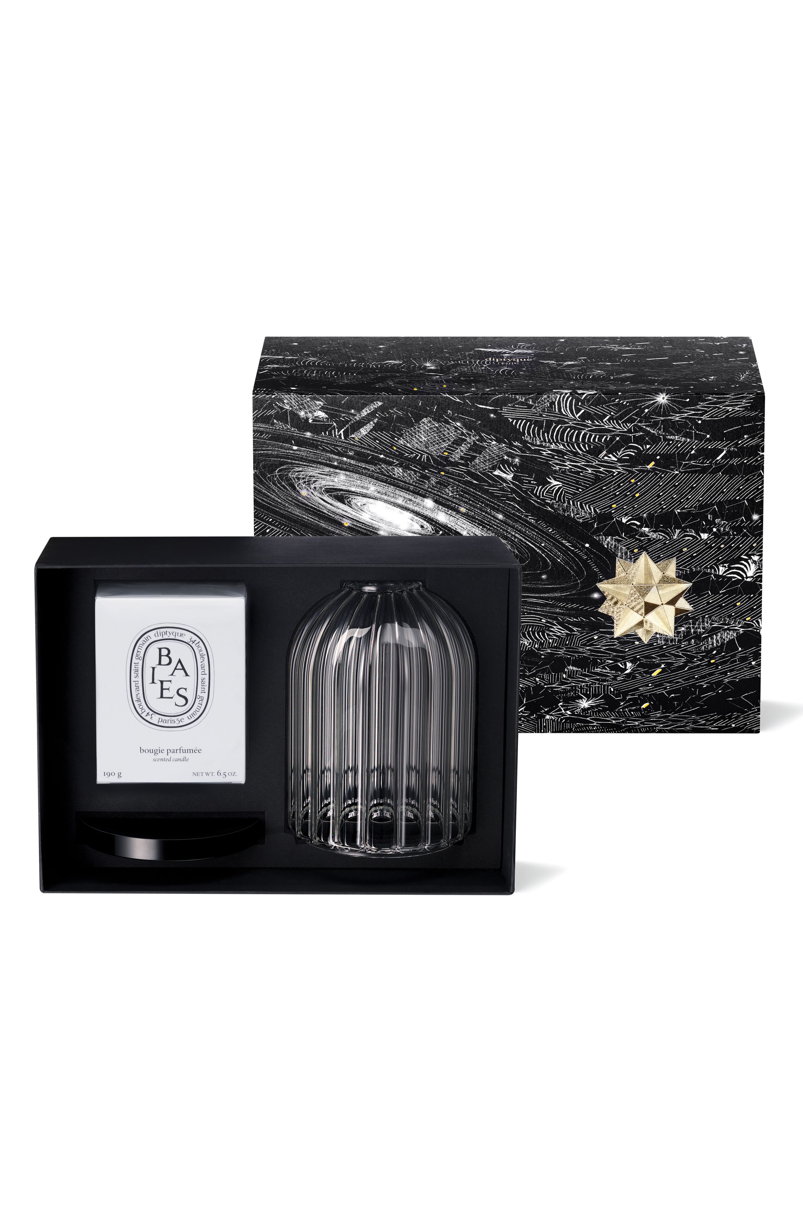 diptyque Candle & Photophore Set