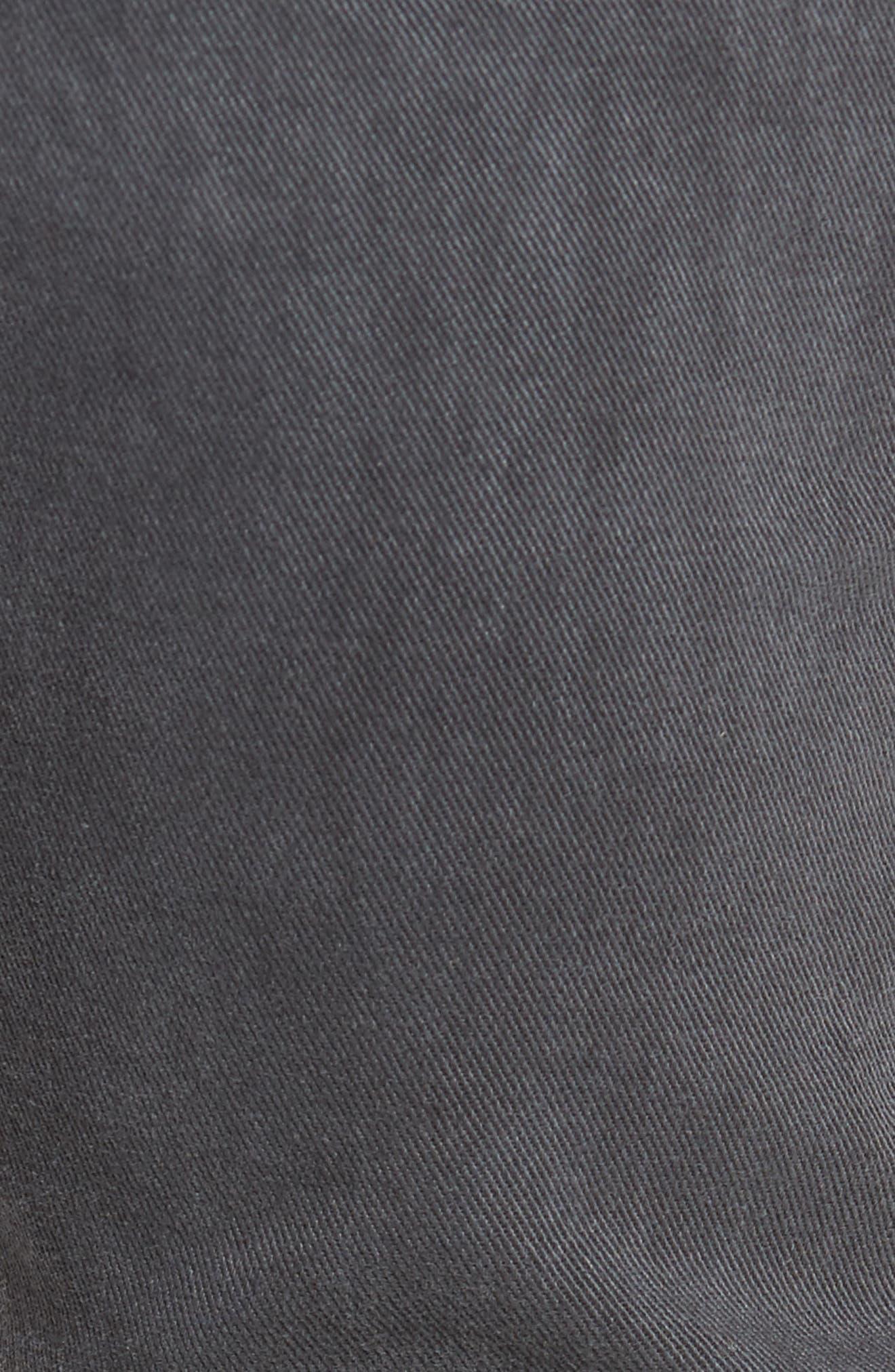 Alternate Image 5  - Hudson Jeans Blinder Biker Moto Skinny Fit Jeans (Mixtape)