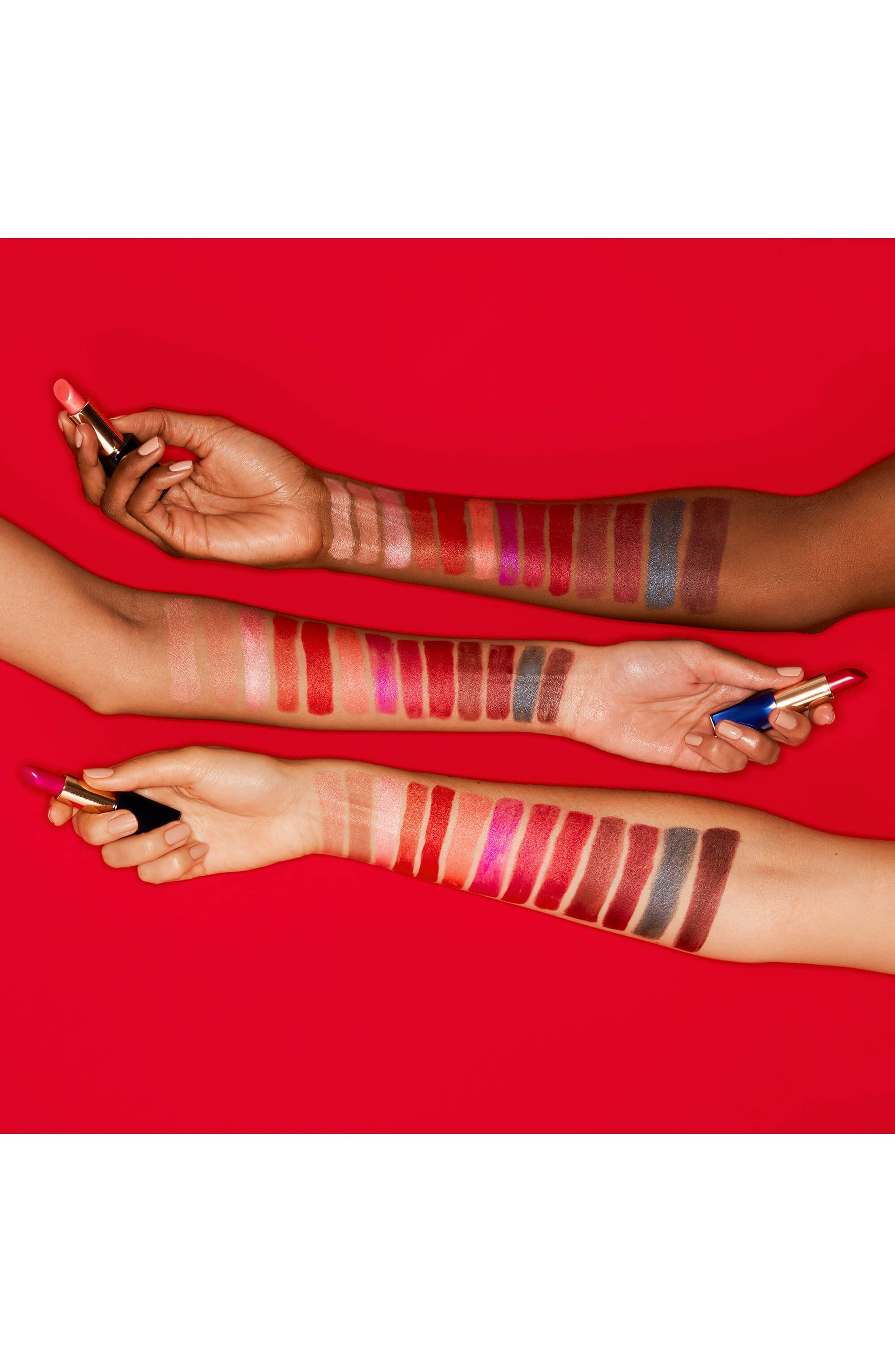 Pure Color Envy Metallic Matte Sculpting Lipstick,                             Alternate thumbnail 3, color,