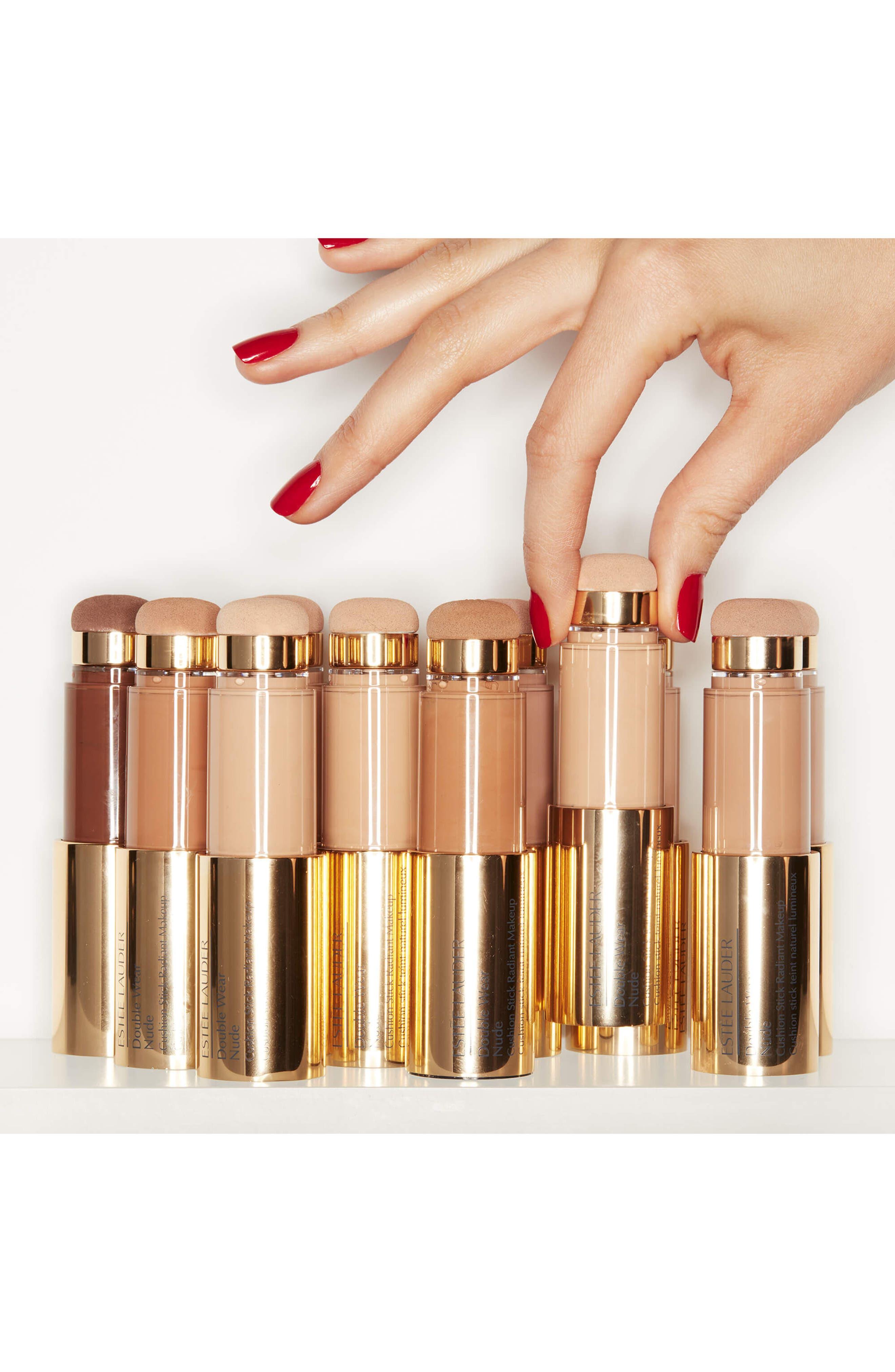 Alternate Image 5  - Estée Lauder Double Wear Nude Cushion Stick Radiant Makeup