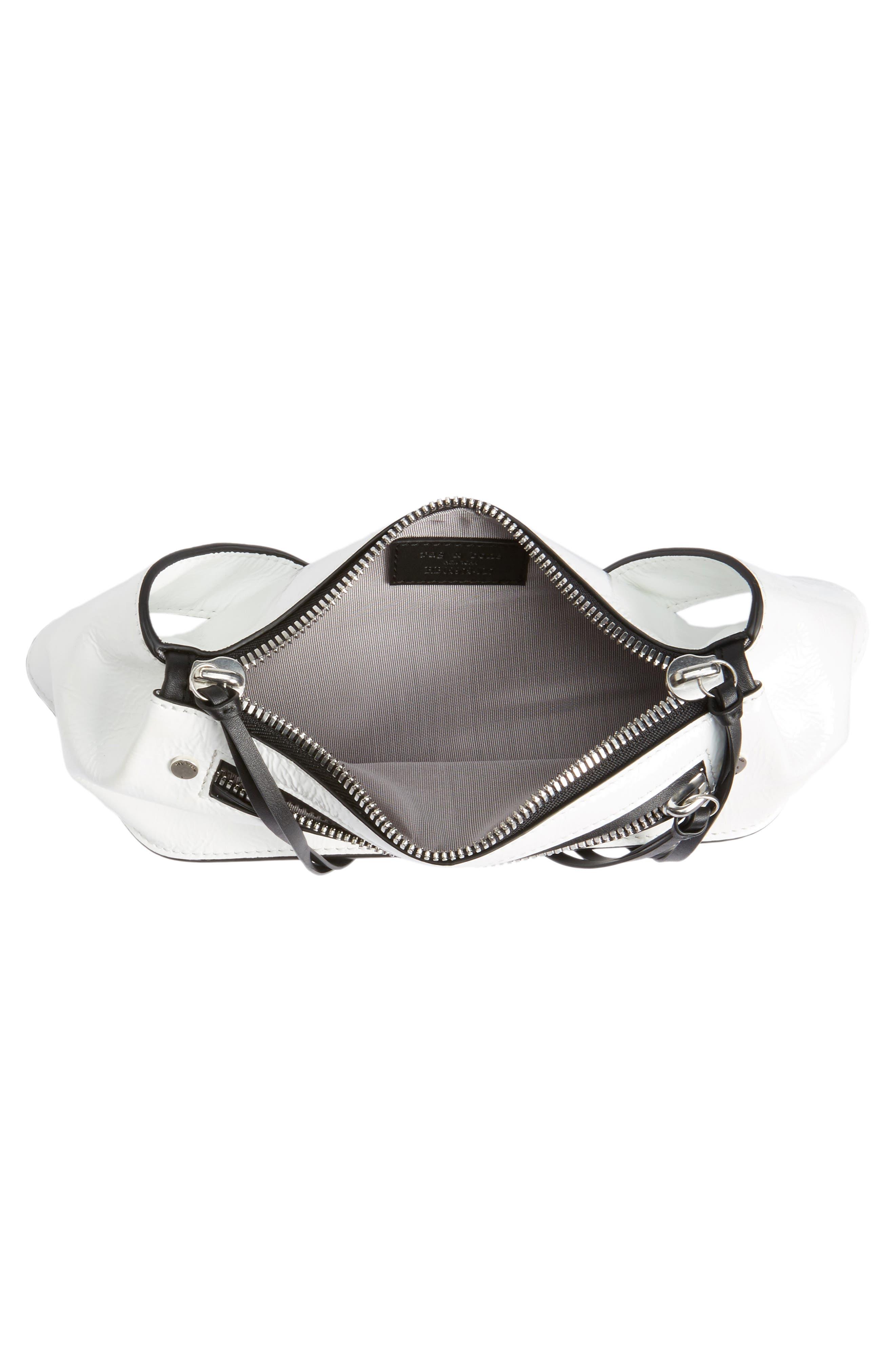 Alternate Image 3  - rag & bone Ellis Leather Belt Bag
