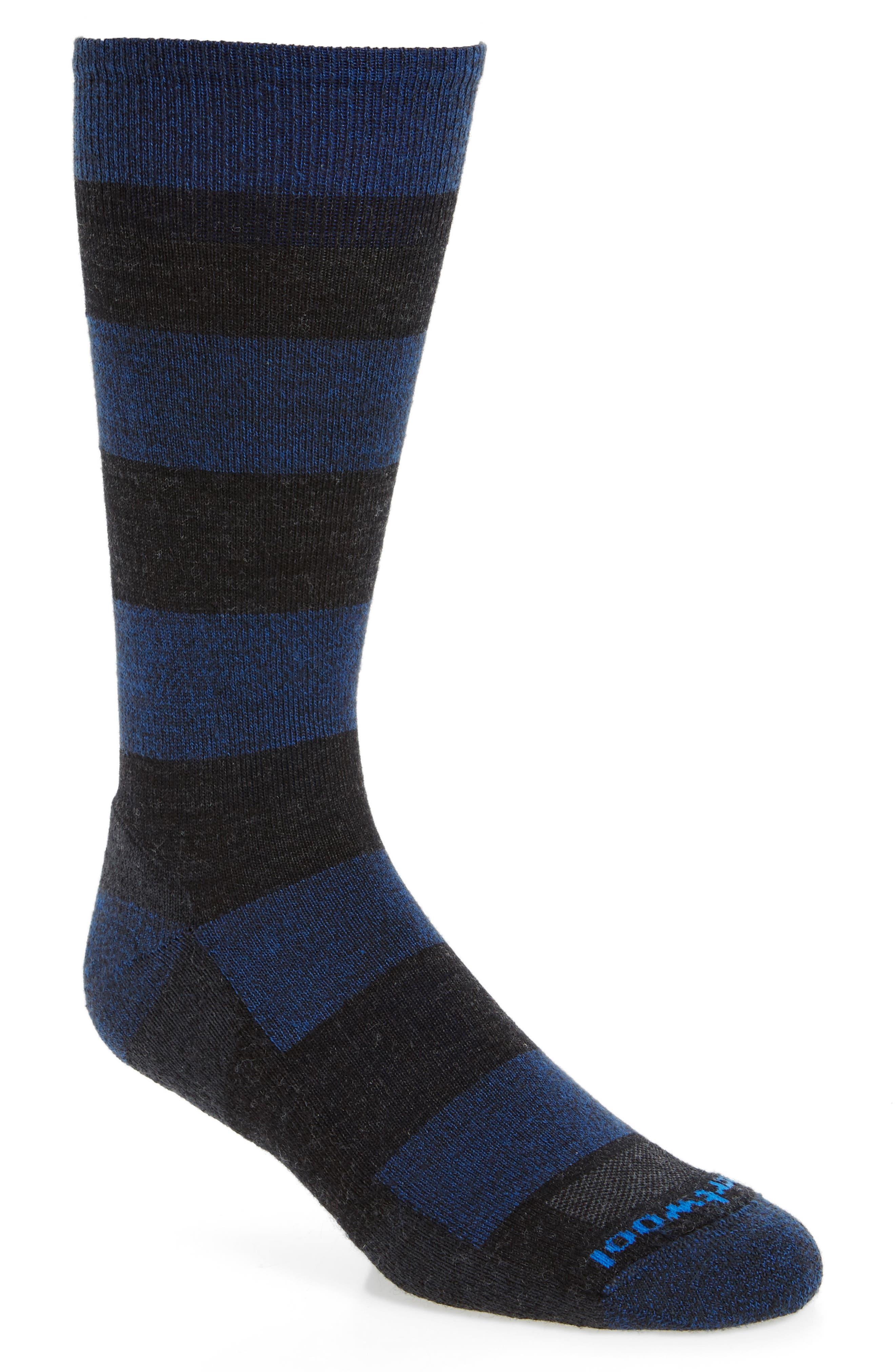 Alternate Image 1 Selected - Smartwool Gimsby Stripe Socks