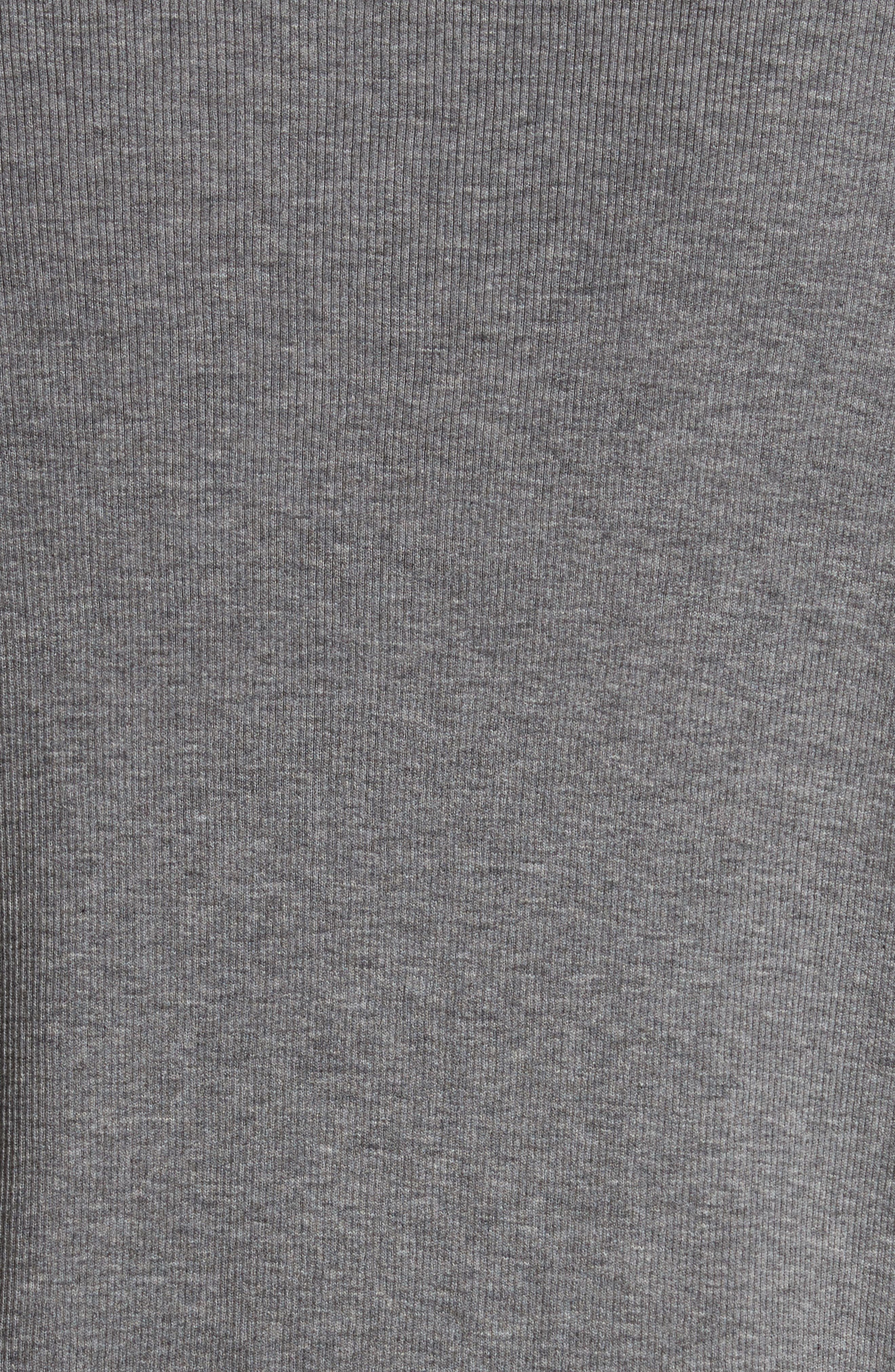 Alternate Image 5  - John Varvatos Collection Tab Crewneck T-Shirt
