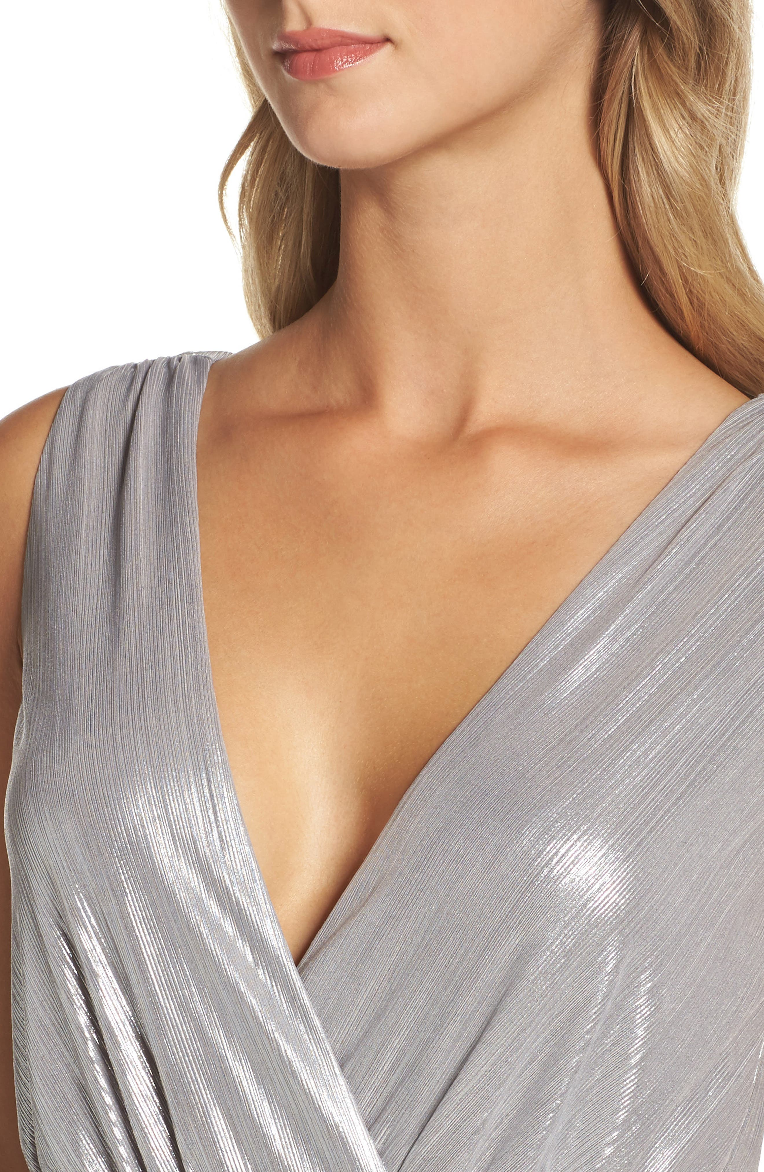 Alternate Image 4  - BB Dakota Aggie Wrap Dress
