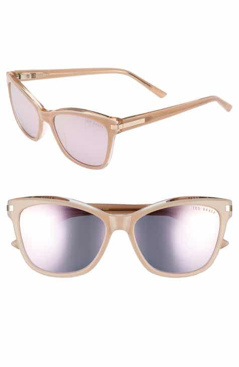 dbc433ee120ca Ted Baker London 56mm Cat Eye Sunglasses