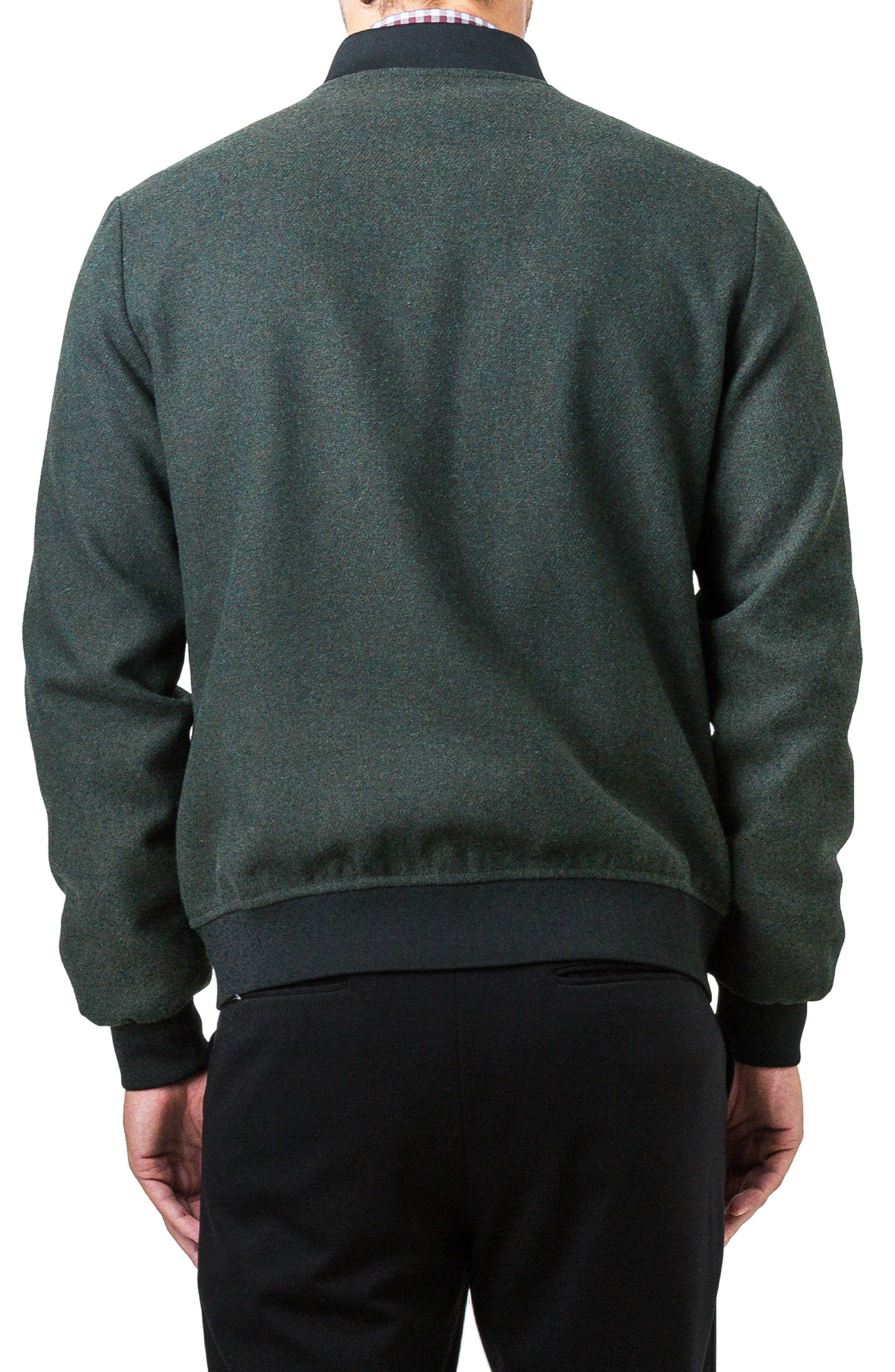 Aether Bomber Jacket,                             Alternate thumbnail 2, color,                             Pine