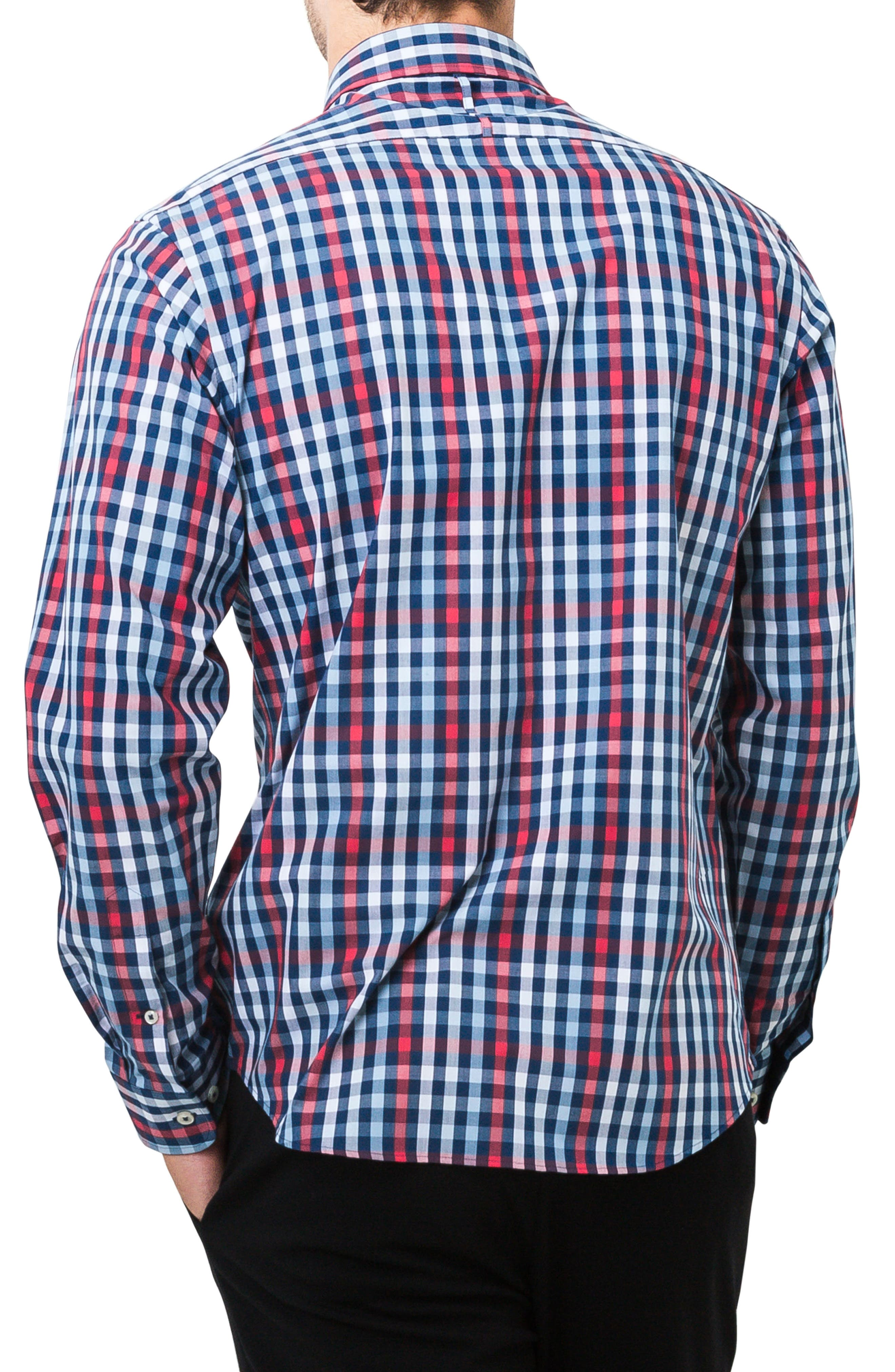 Alternate Image 2  - 7 Diamonds Year One Woven Shirt