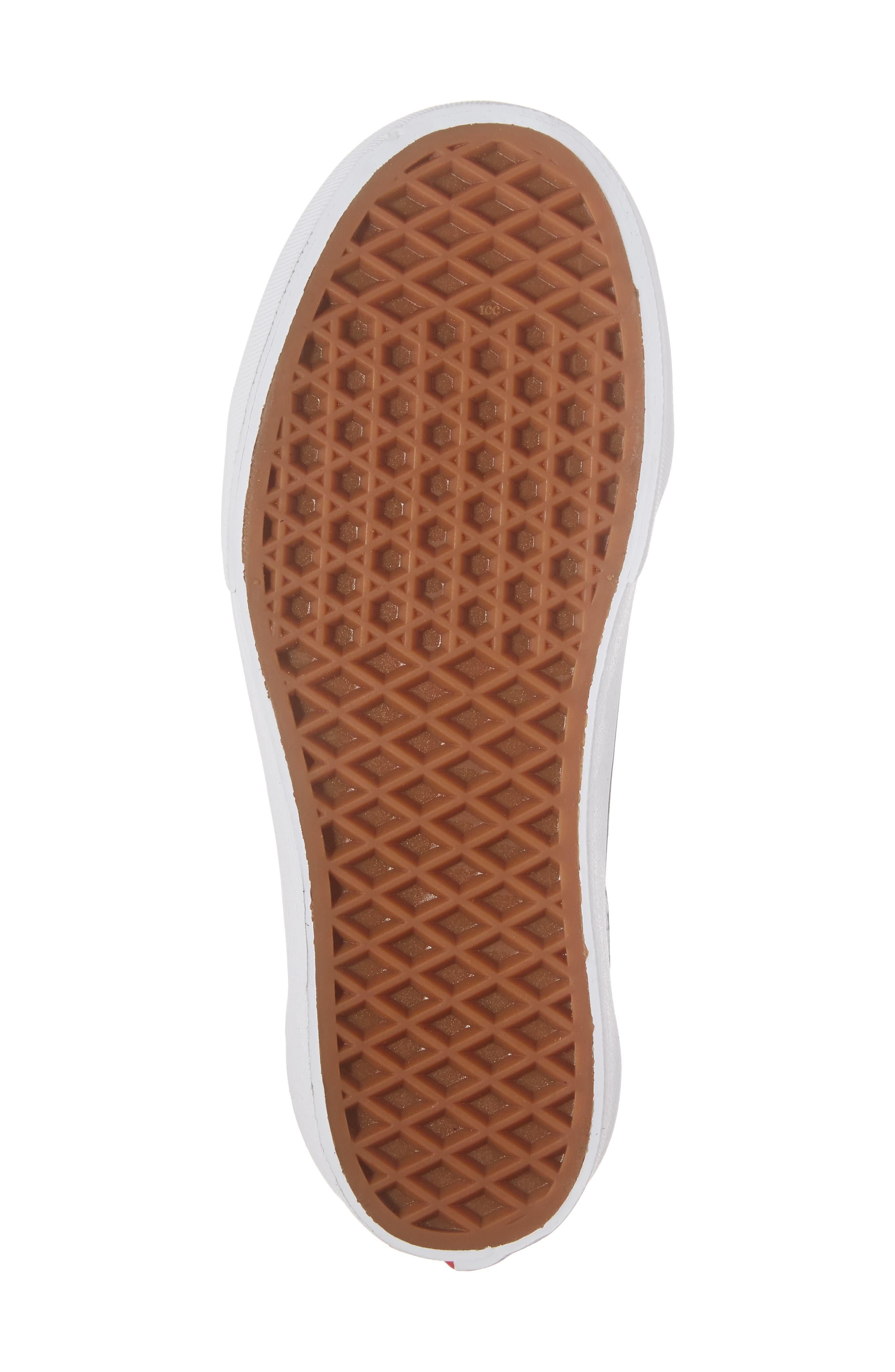 Alternate Image 6  - Vans Old Skool Platform Sneaker (Women)