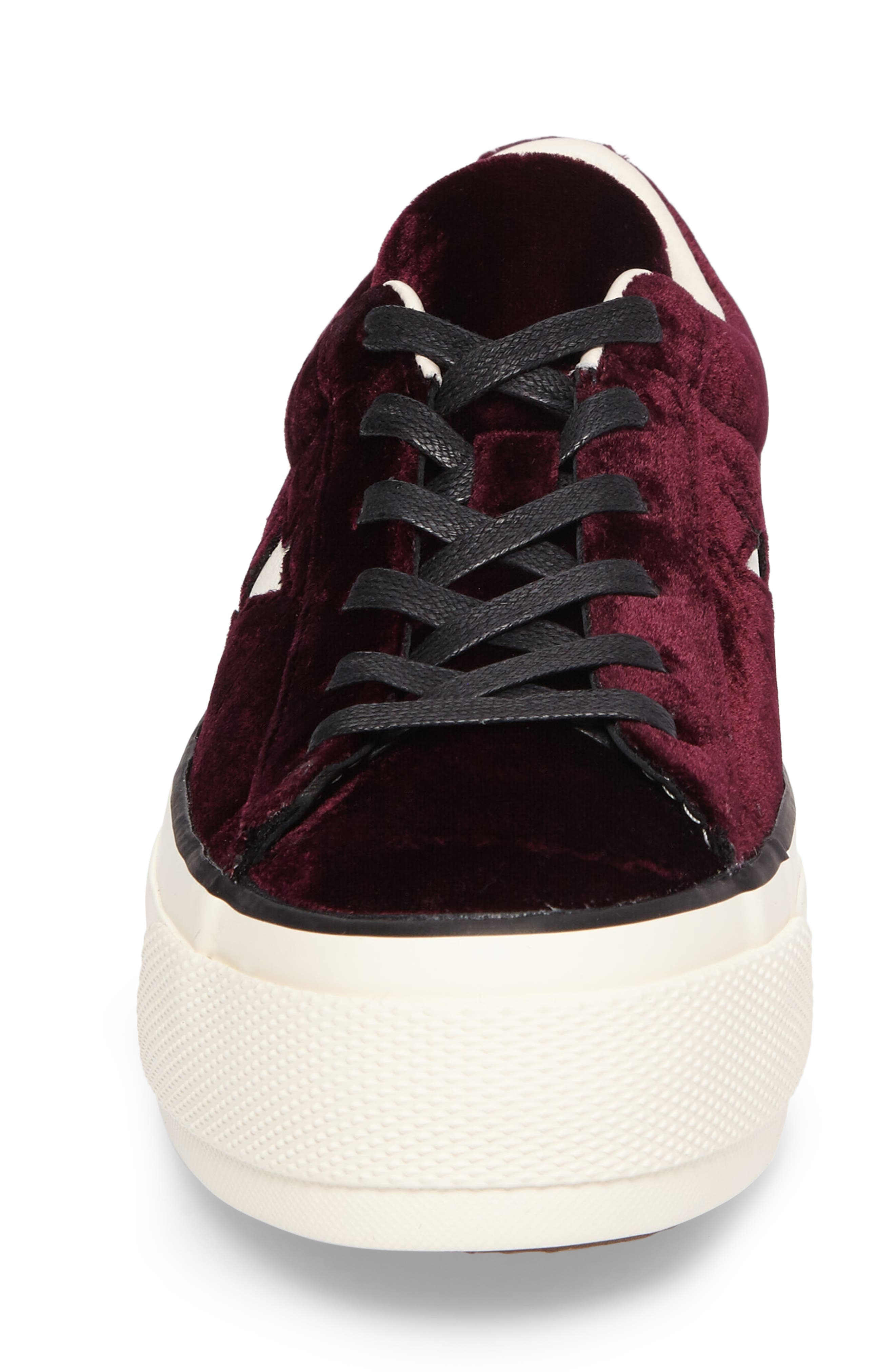 Alternate Image 4  - Converse Chuck Taylor® One Star Platform Sneaker (Women)