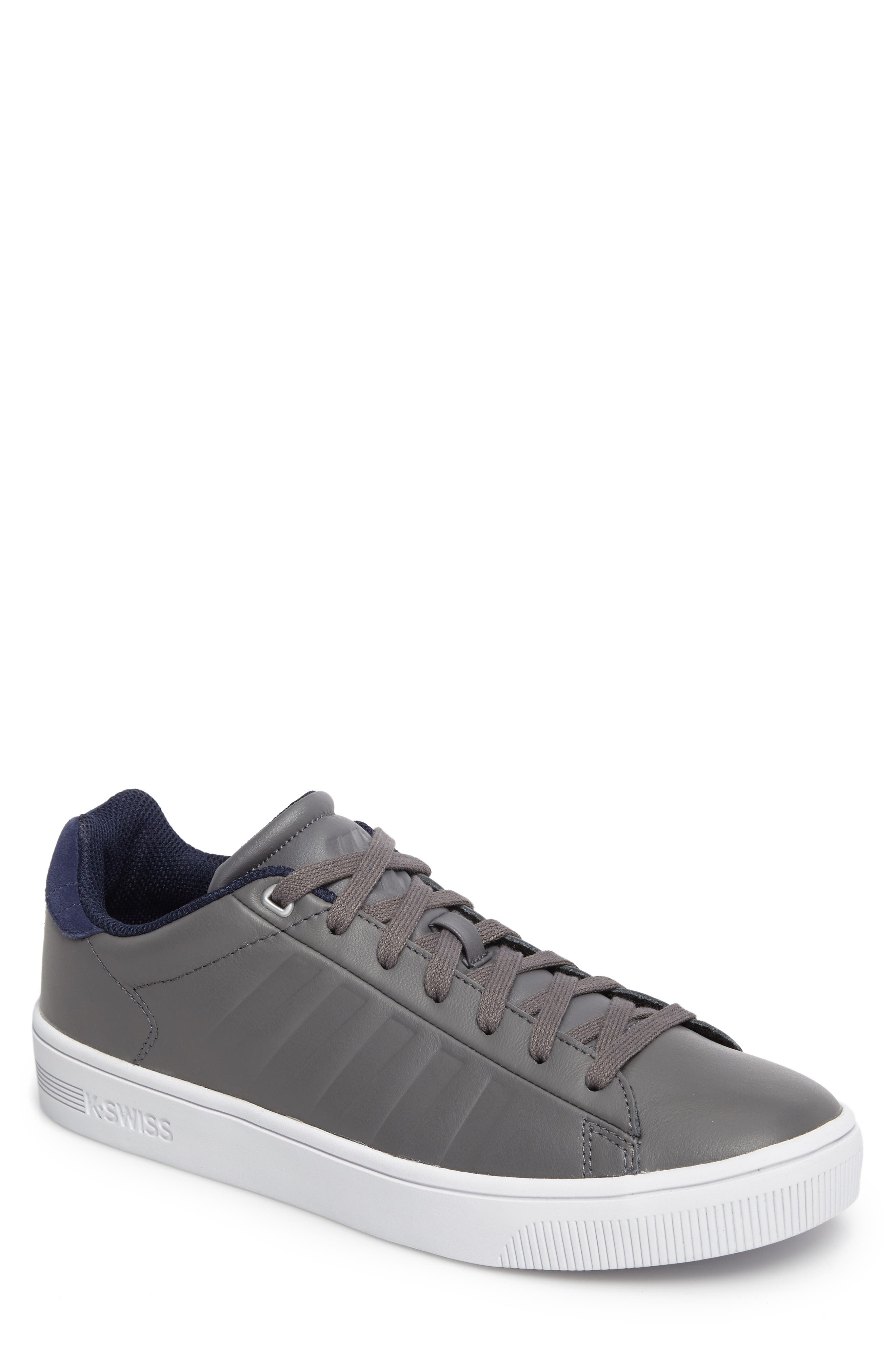 Court Frasco Sneaker,                             Main thumbnail 1, color,                             Pewter/ Patriot Blue