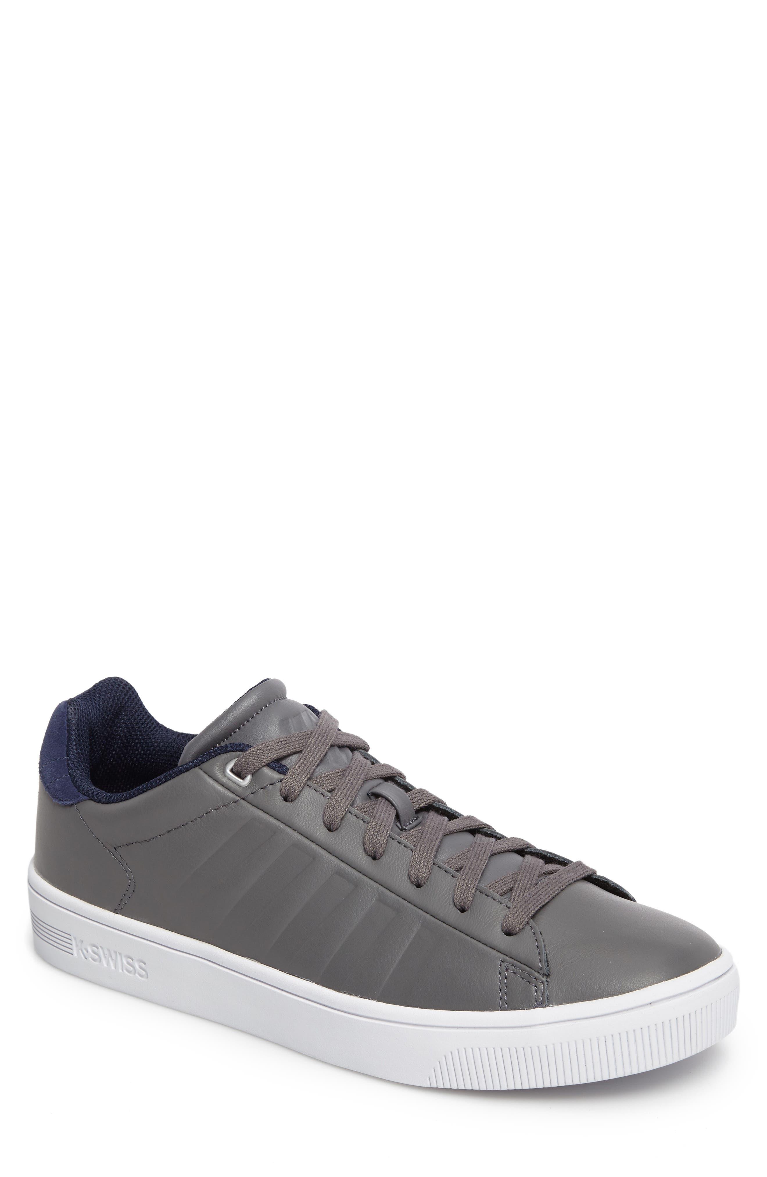 Court Frasco Sneaker,                         Main,                         color, Pewter/ Patriot Blue
