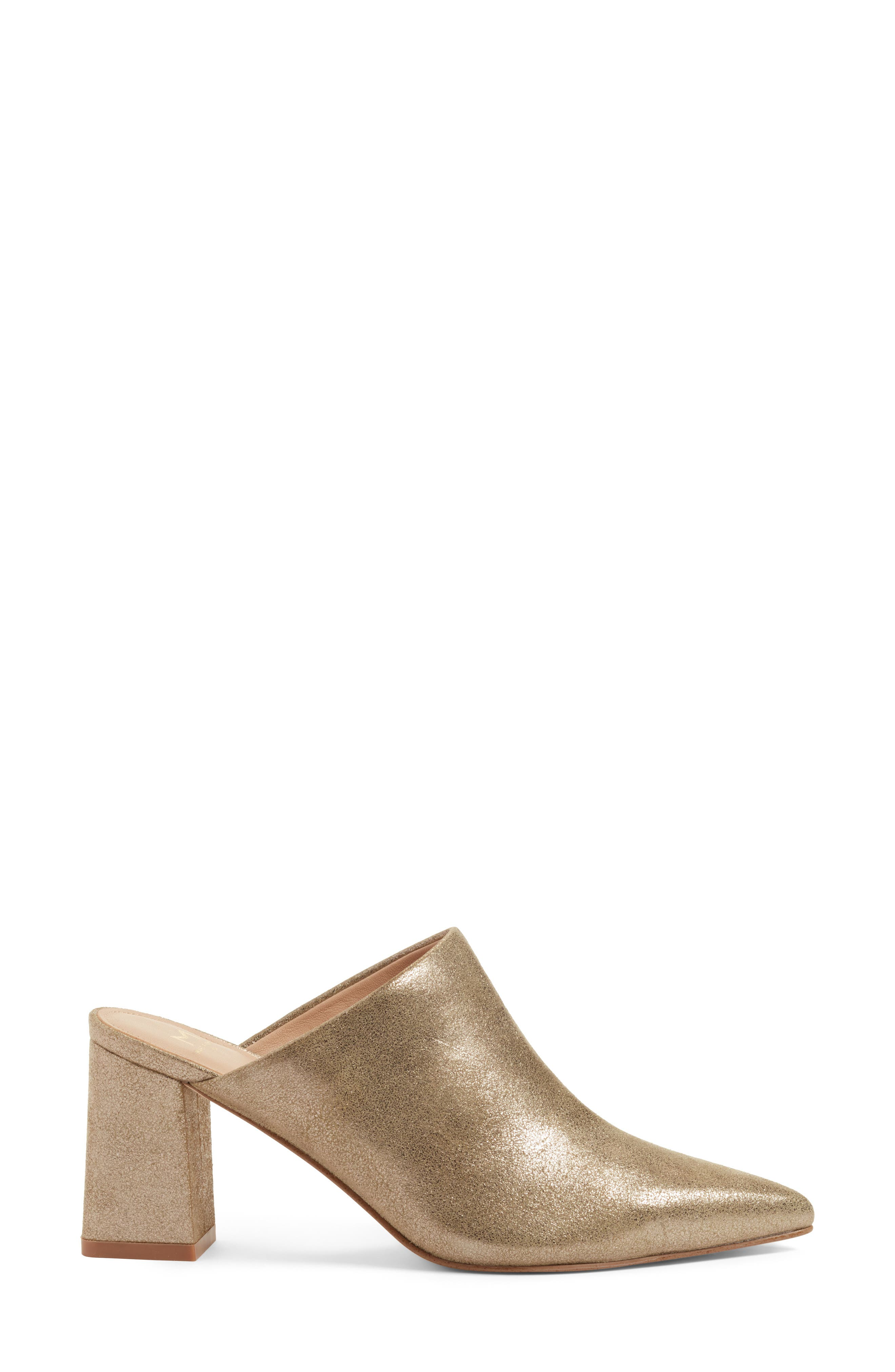 Alternate Image 3  - Marc Fisher LTD Zivon Pointy Toe Mule (Women)
