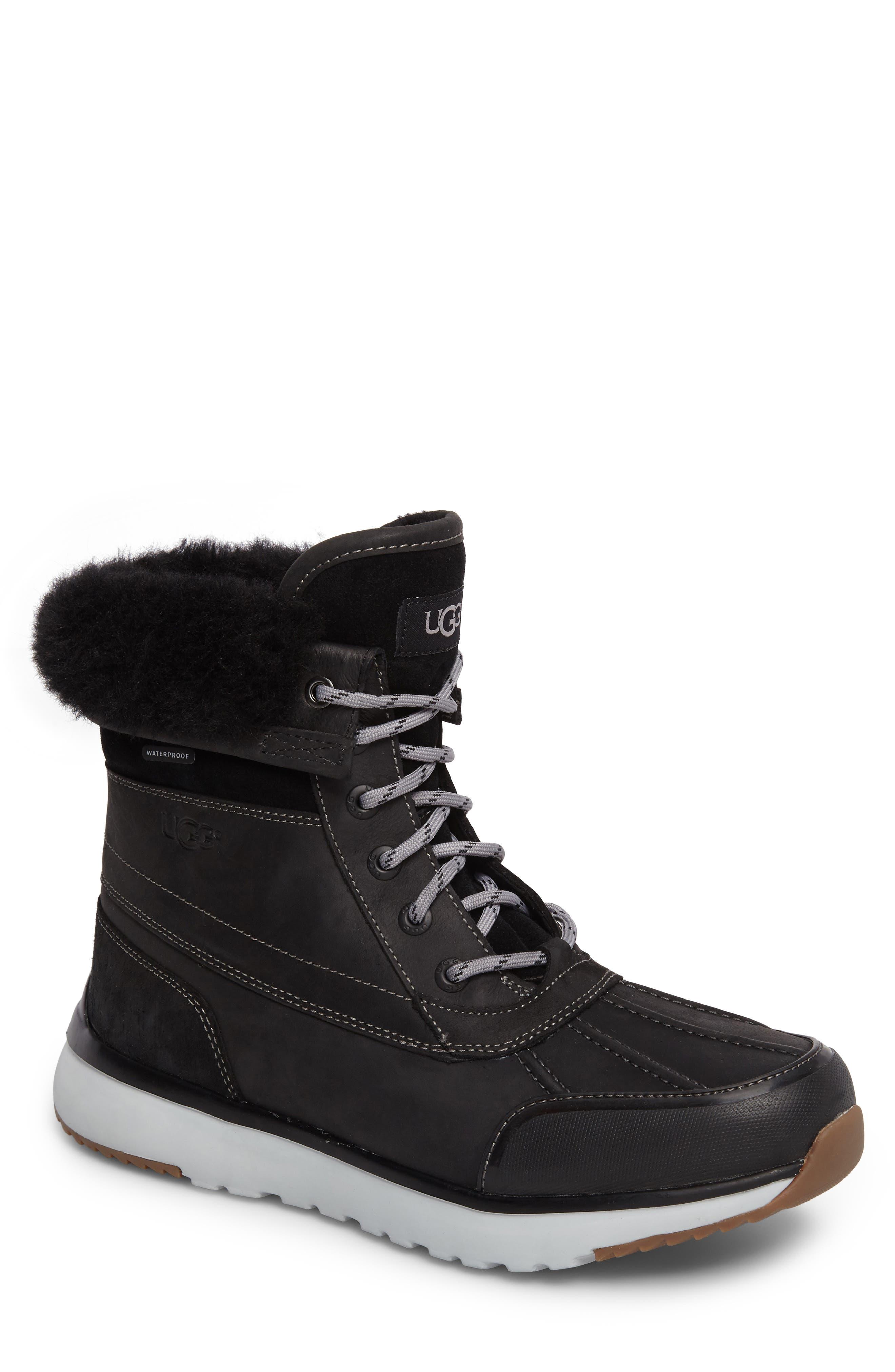 UGG® Eliasson Waterproof Snow Boot (Men)
