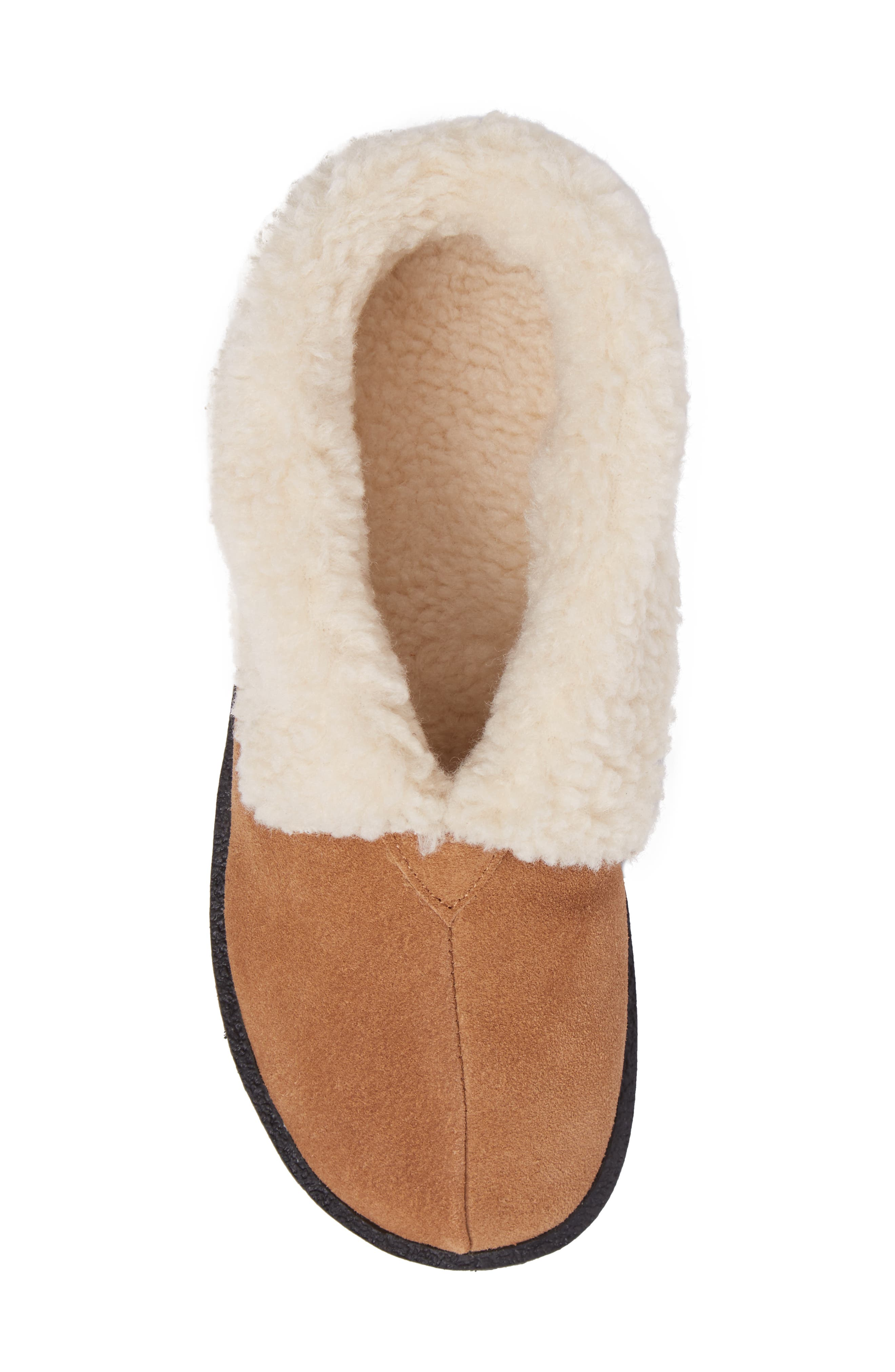 Lodge II Slipper,                             Alternate thumbnail 5, color,                             Chestnut