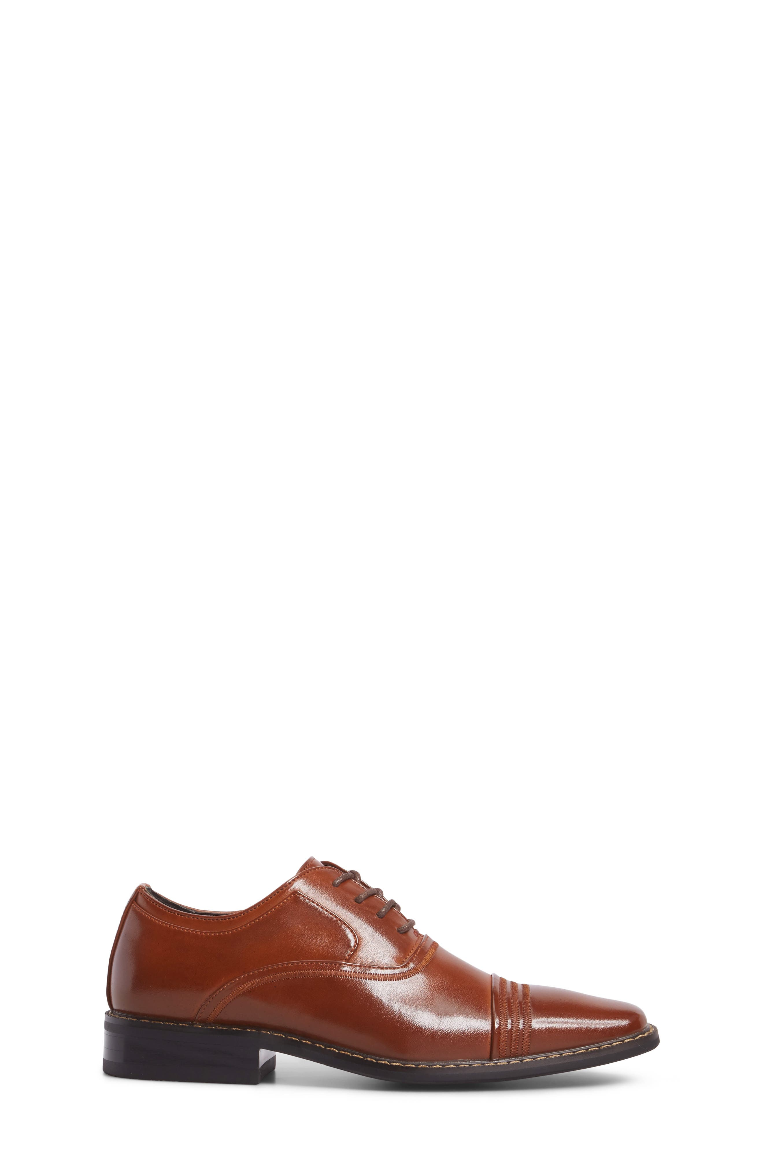 Alternate Image 3  - Stacy Adams Bingham Cap Toe Oxford (Toddler, Little Kid & Big Kid)