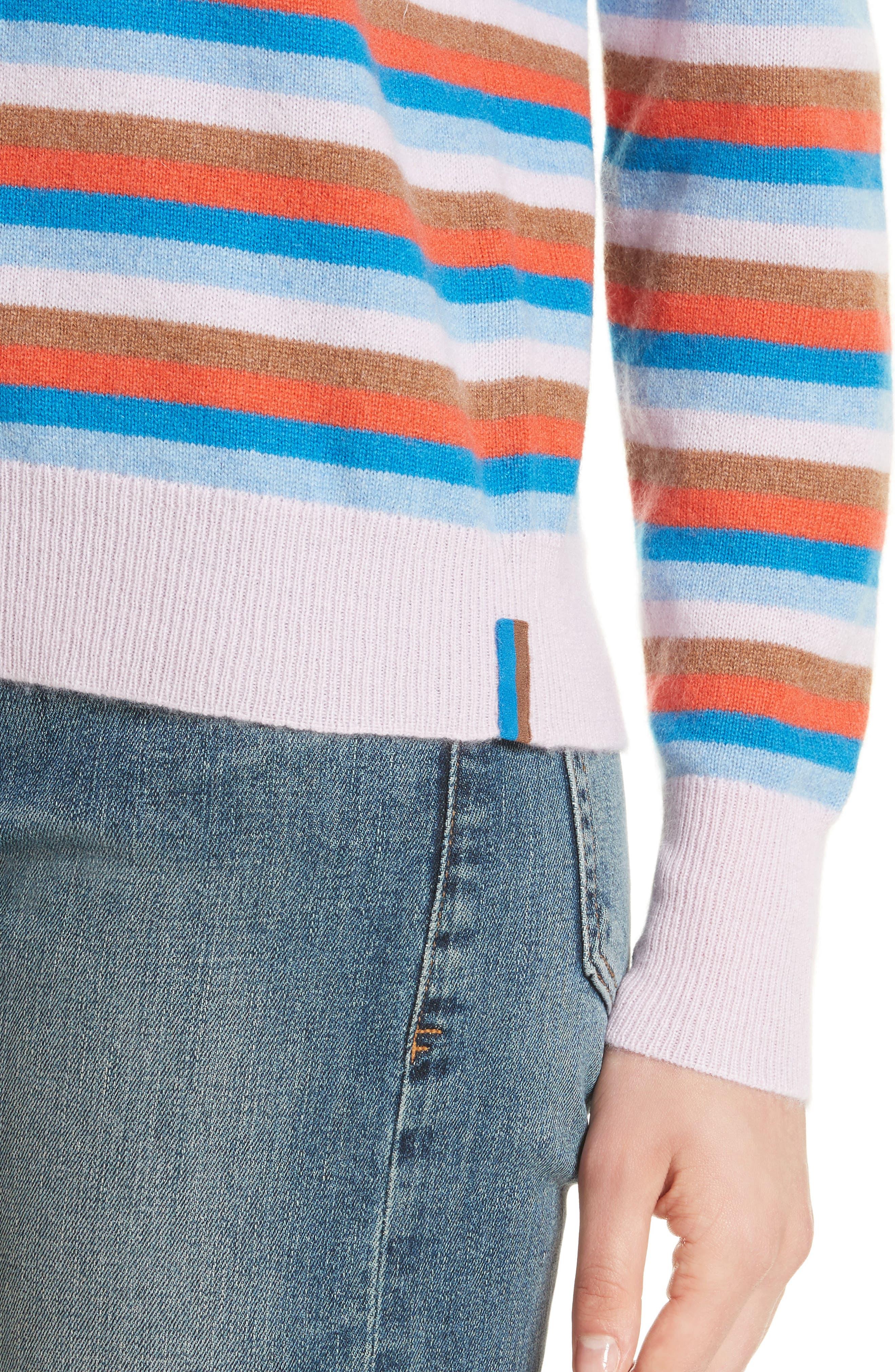 Alternate Image 4  - Kule The Raven Cashmere Sweater
