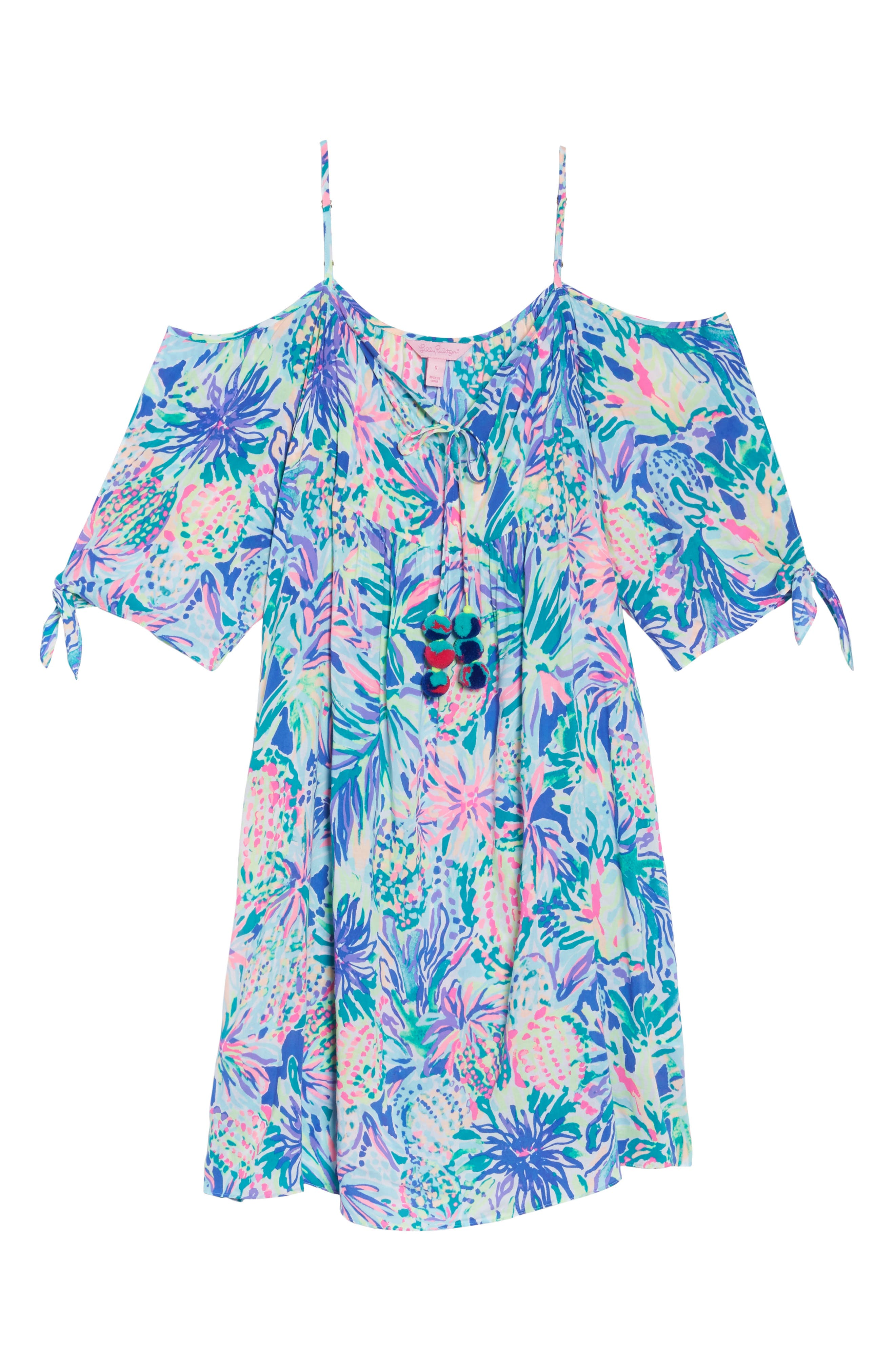 Alternate Image 6  - Lilly Pulitzer® Alanna Cold Shoulder Dress