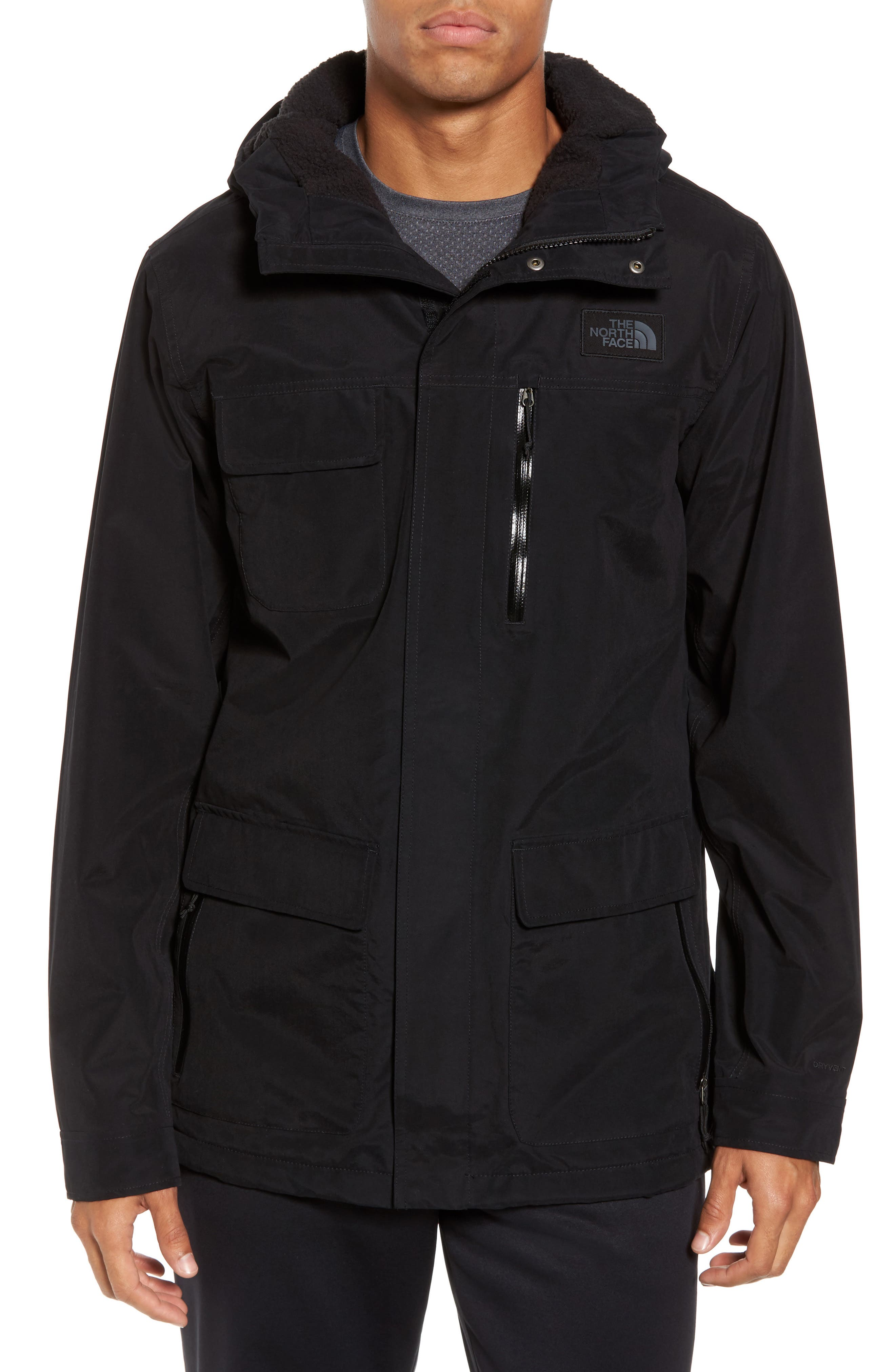 The North Face Cuchillo Waterproof Parka