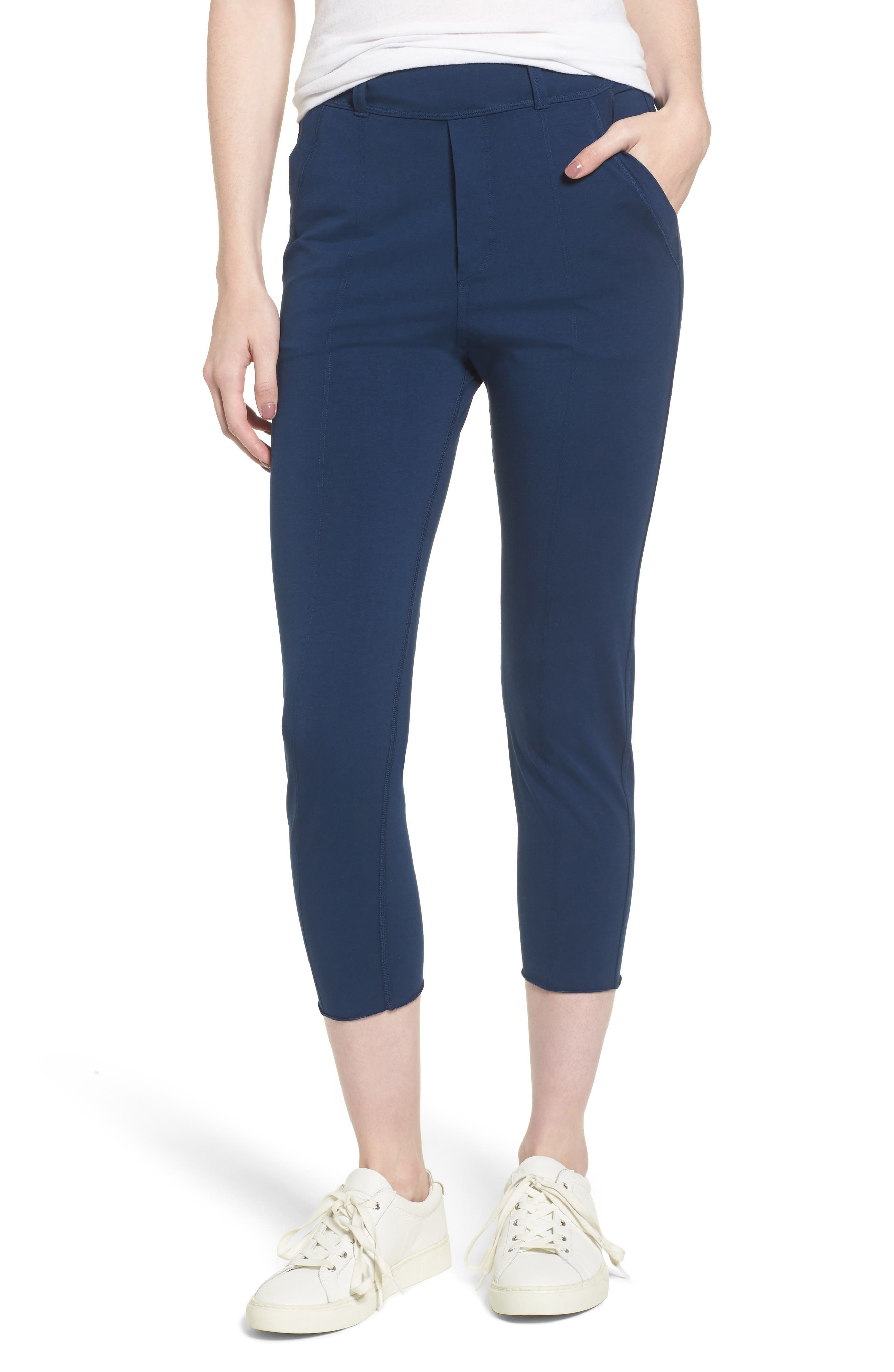 The Trouser Knit Pants,                             Main thumbnail 1, color,                             Blazer