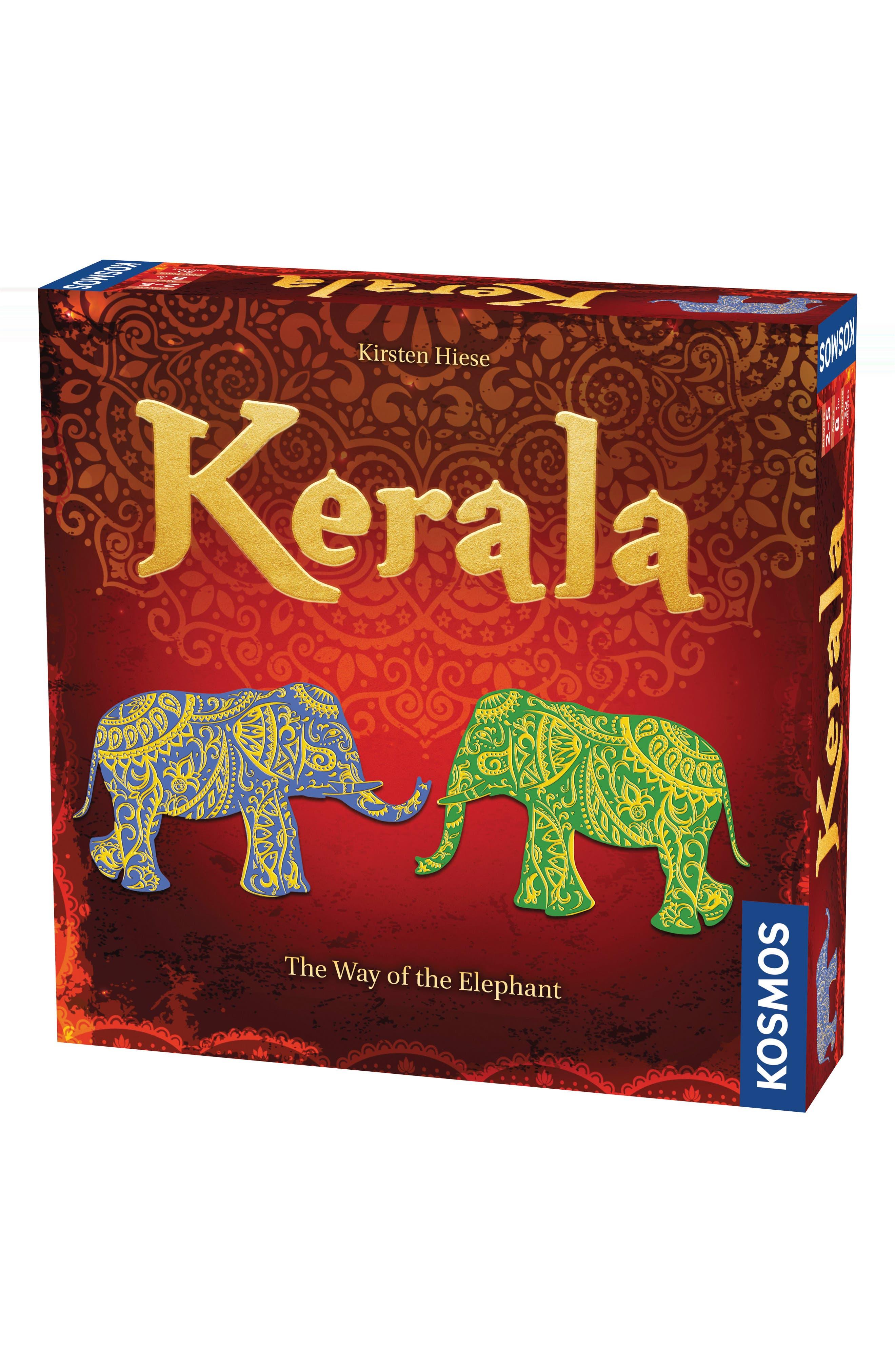 Thames & Kosmos Kerala Board Game