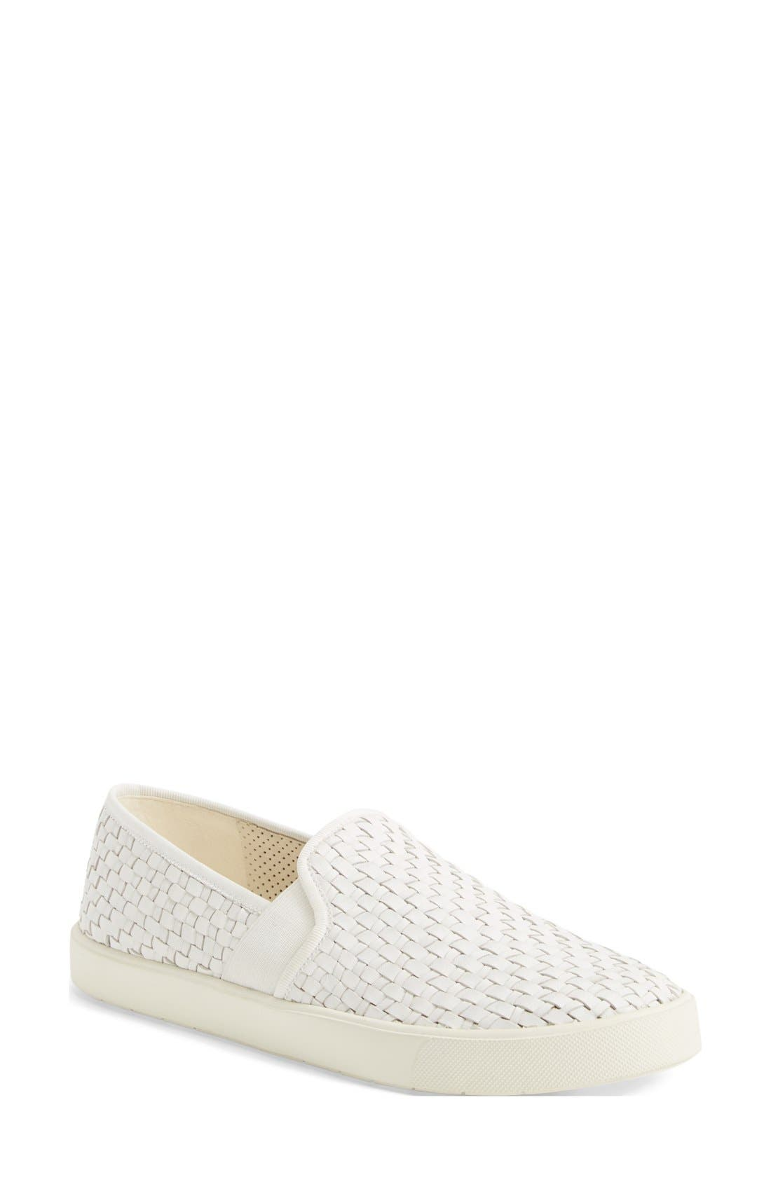 Alternate Image 1 Selected - Vince 'Preston' Slip-On Sneaker (Online Only)