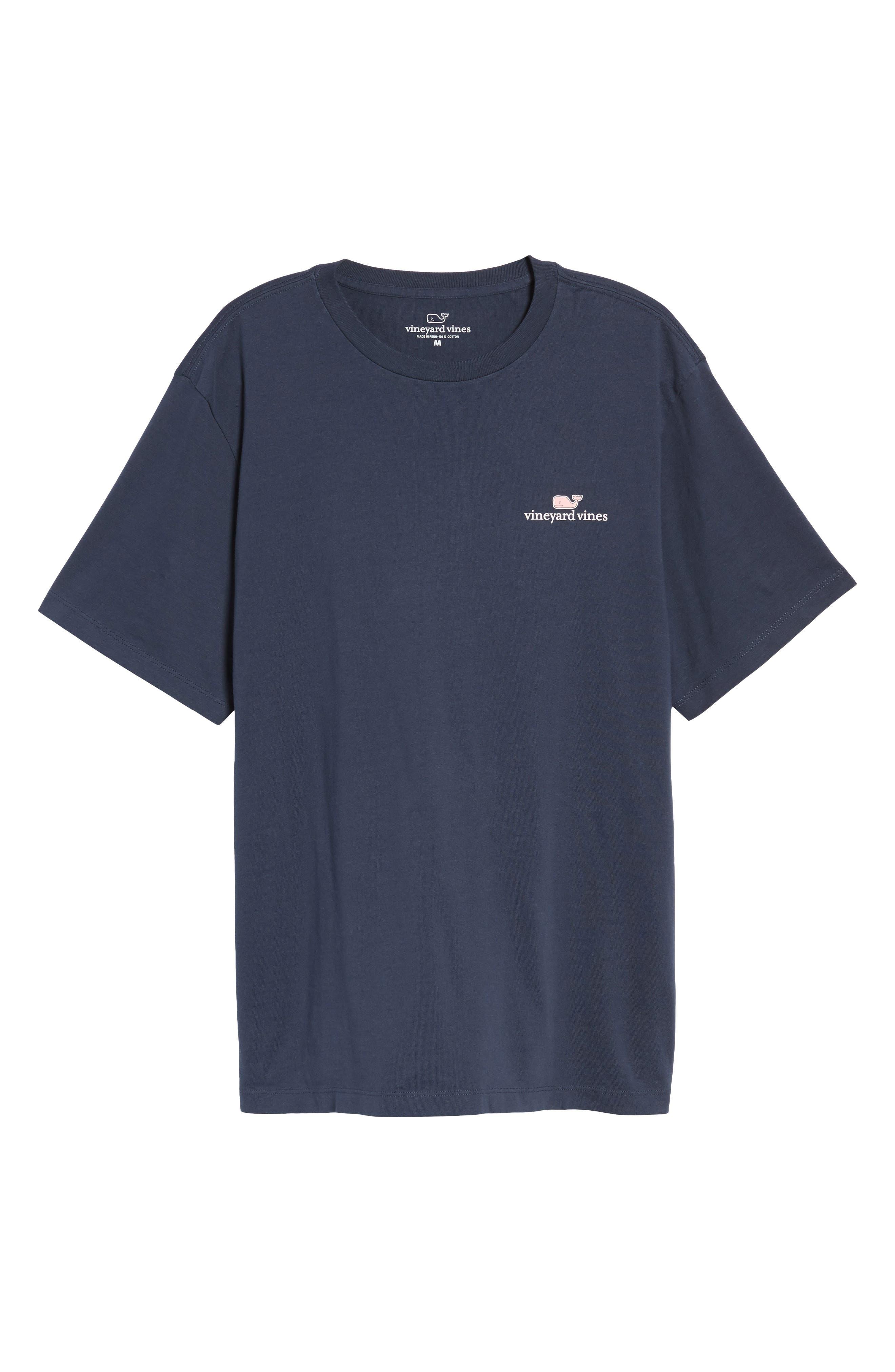 Alternate Image 6  - vineyard vines Graphic T-Shirt